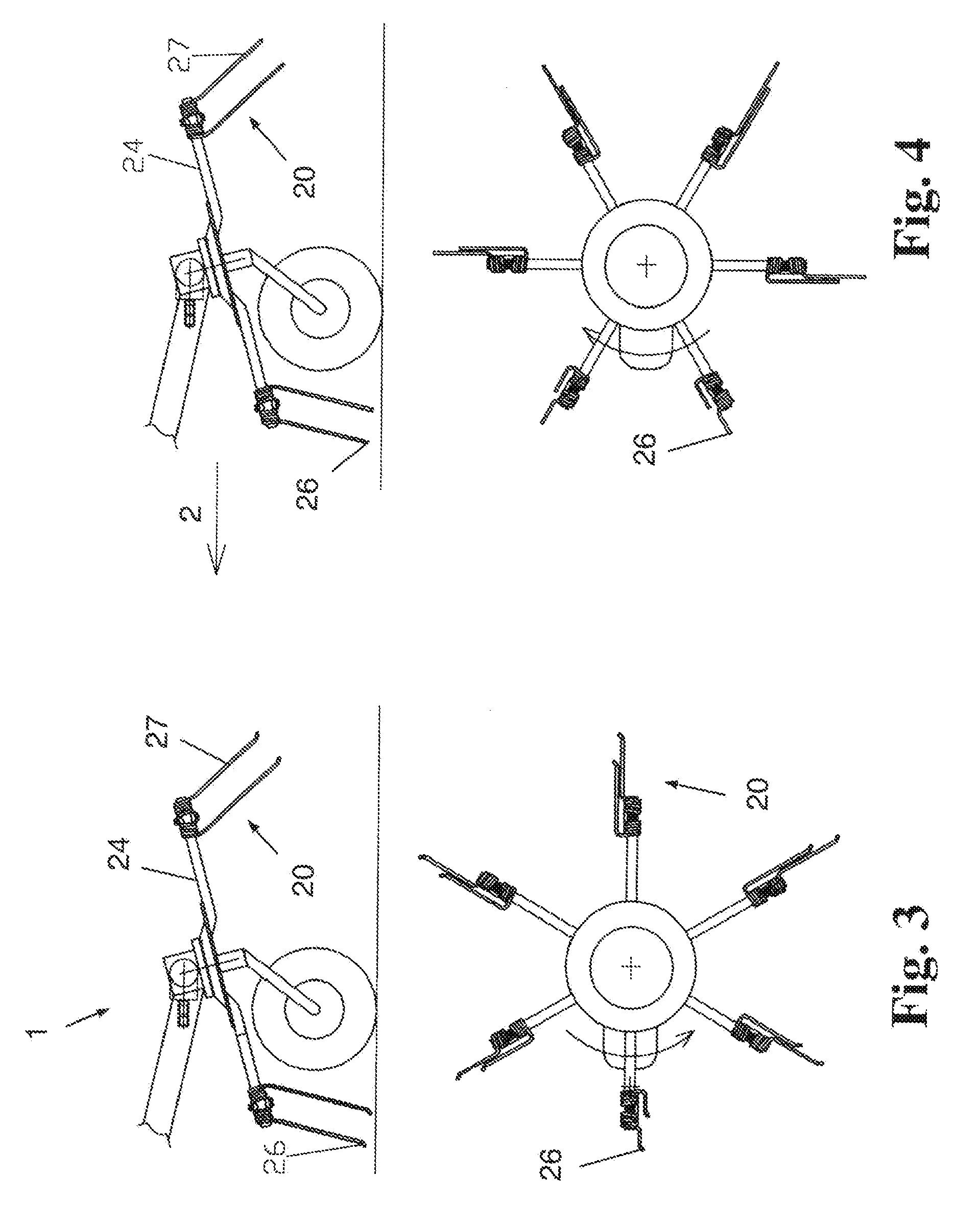 patent ep1967060a1 heuwerbungsmaschine google patents. Black Bedroom Furniture Sets. Home Design Ideas