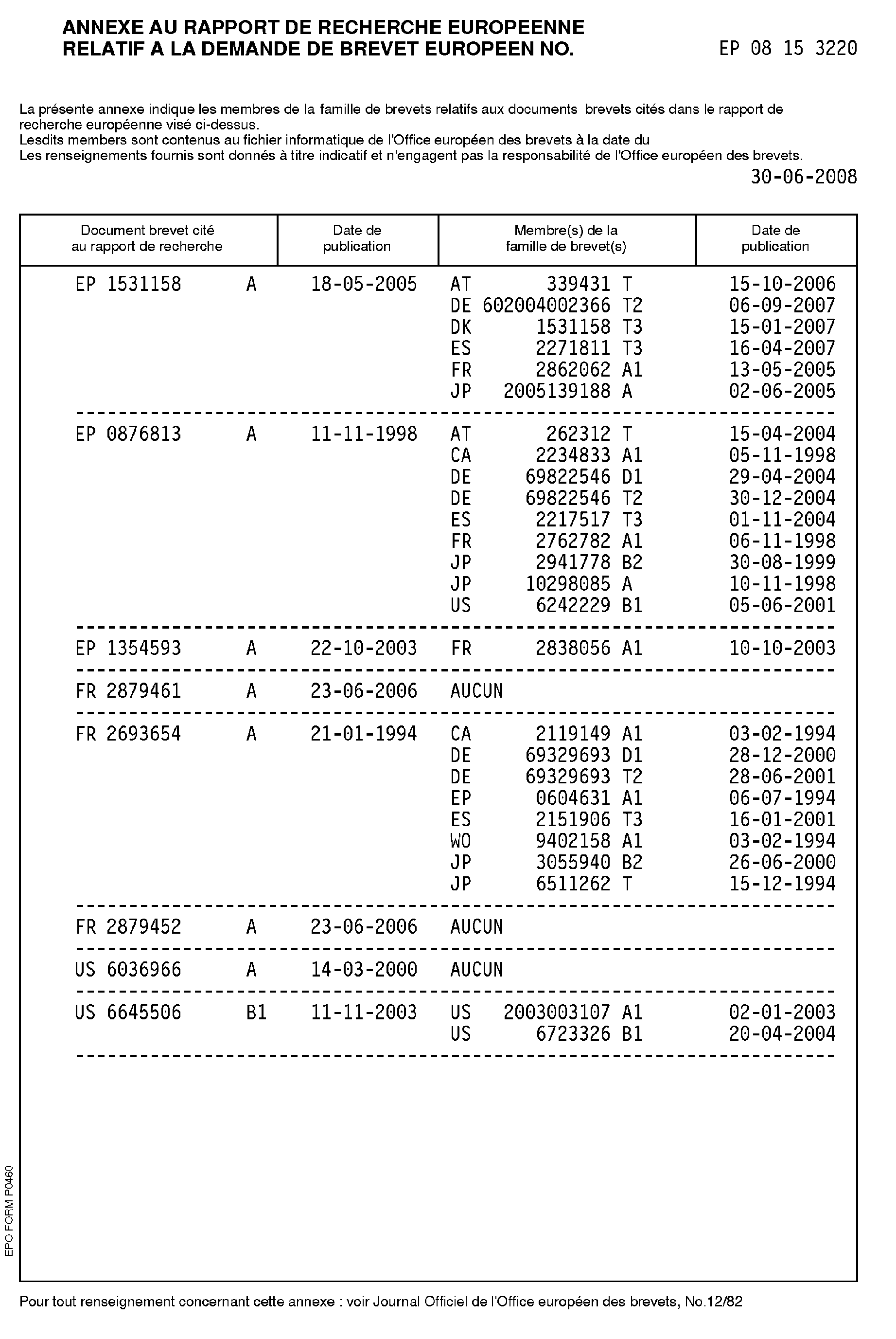 Patent ep1974720a1 utilisation d 39 une fraction for Utilisation d une carrelette