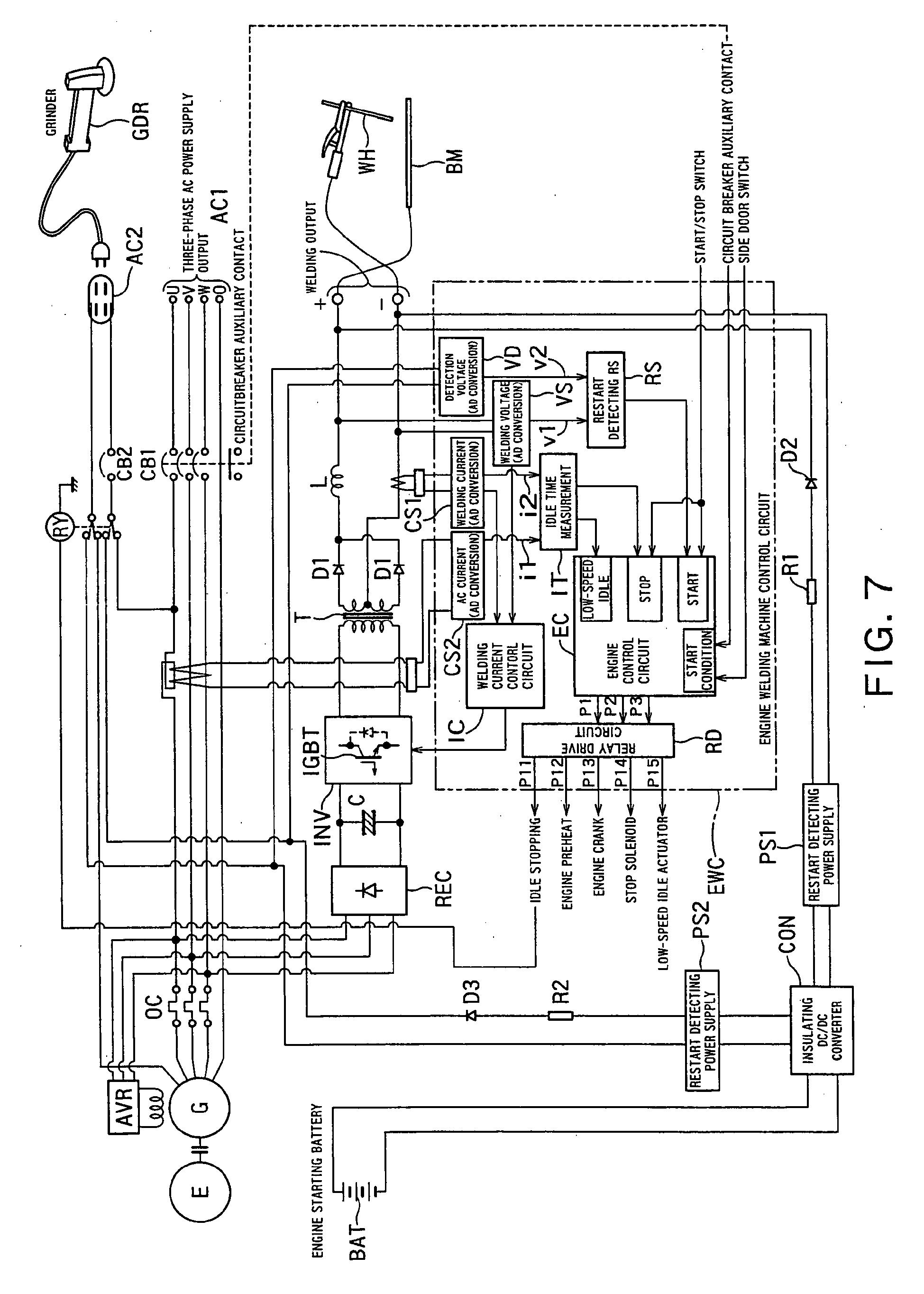 Perfect Generator Circuit Breaker Wiring Diagram Elaboration ...