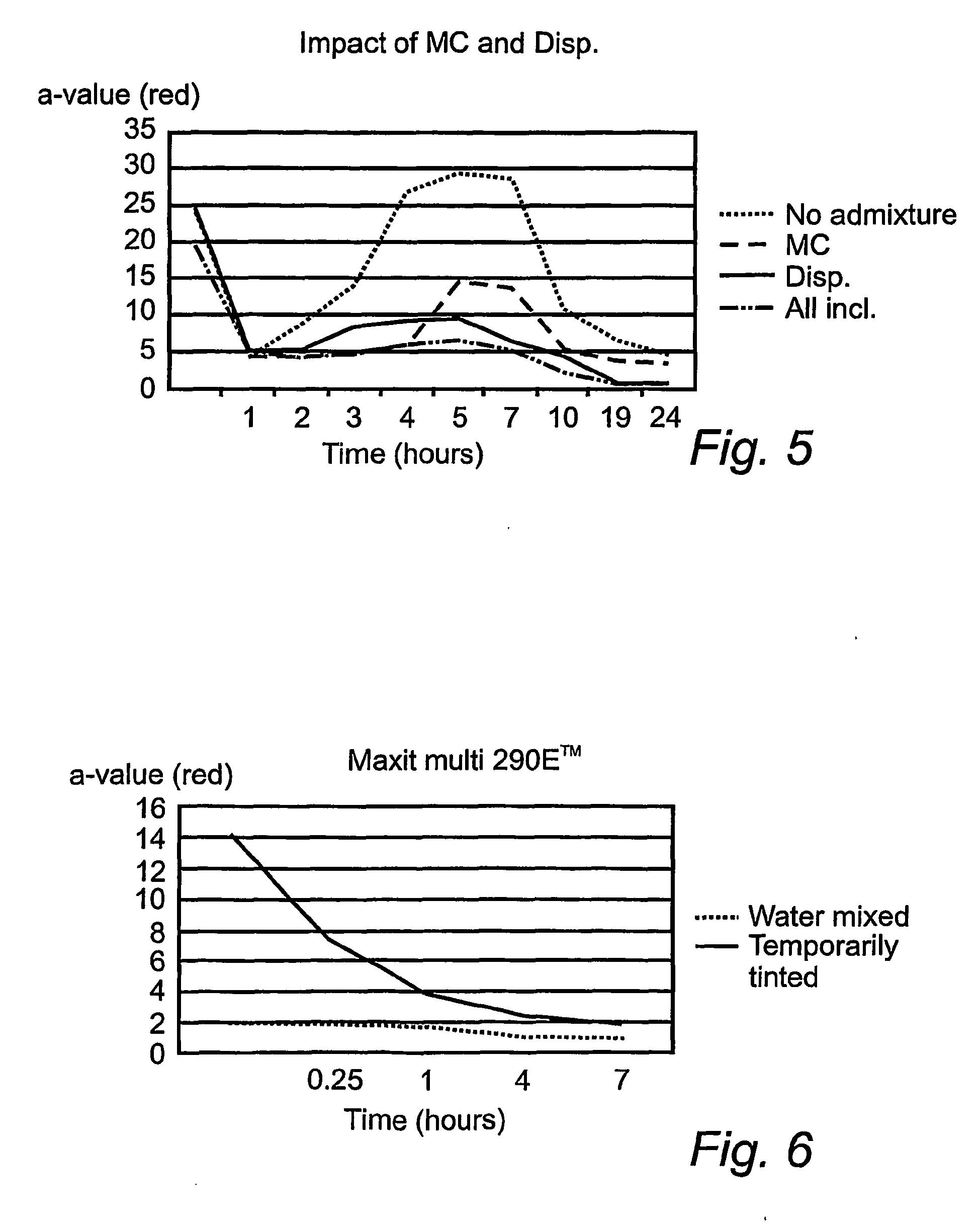 patent ep2035349b1 proc d de traitement du mortier et. Black Bedroom Furniture Sets. Home Design Ideas
