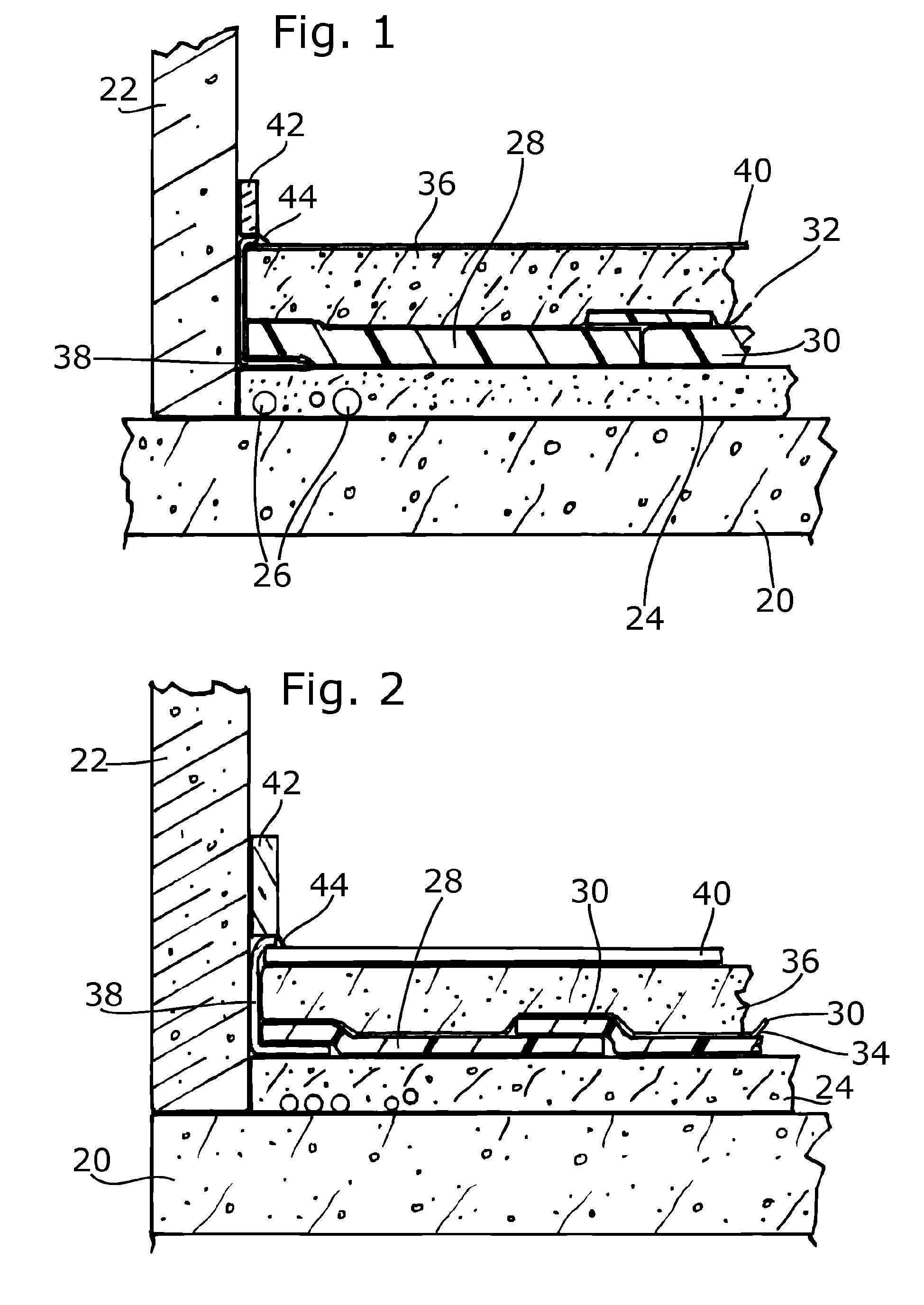 patent ep2077360a2 fu bodenaufbau mit thermischer d mmung und schalld mmung google patents. Black Bedroom Furniture Sets. Home Design Ideas