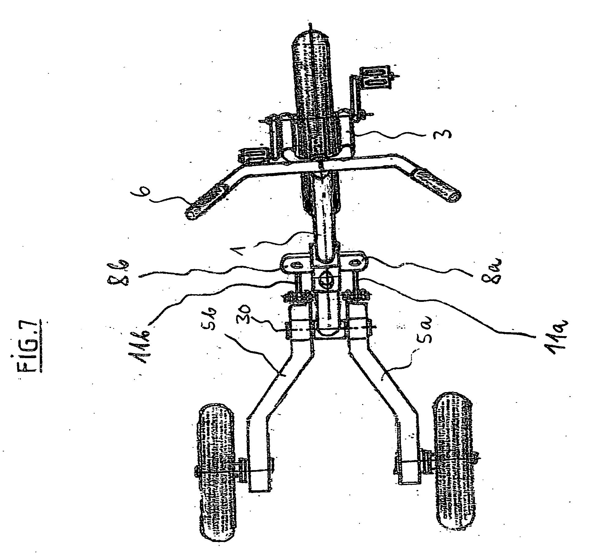 patent ep2086824b1 fahrzeug mit drei r dern google patents. Black Bedroom Furniture Sets. Home Design Ideas