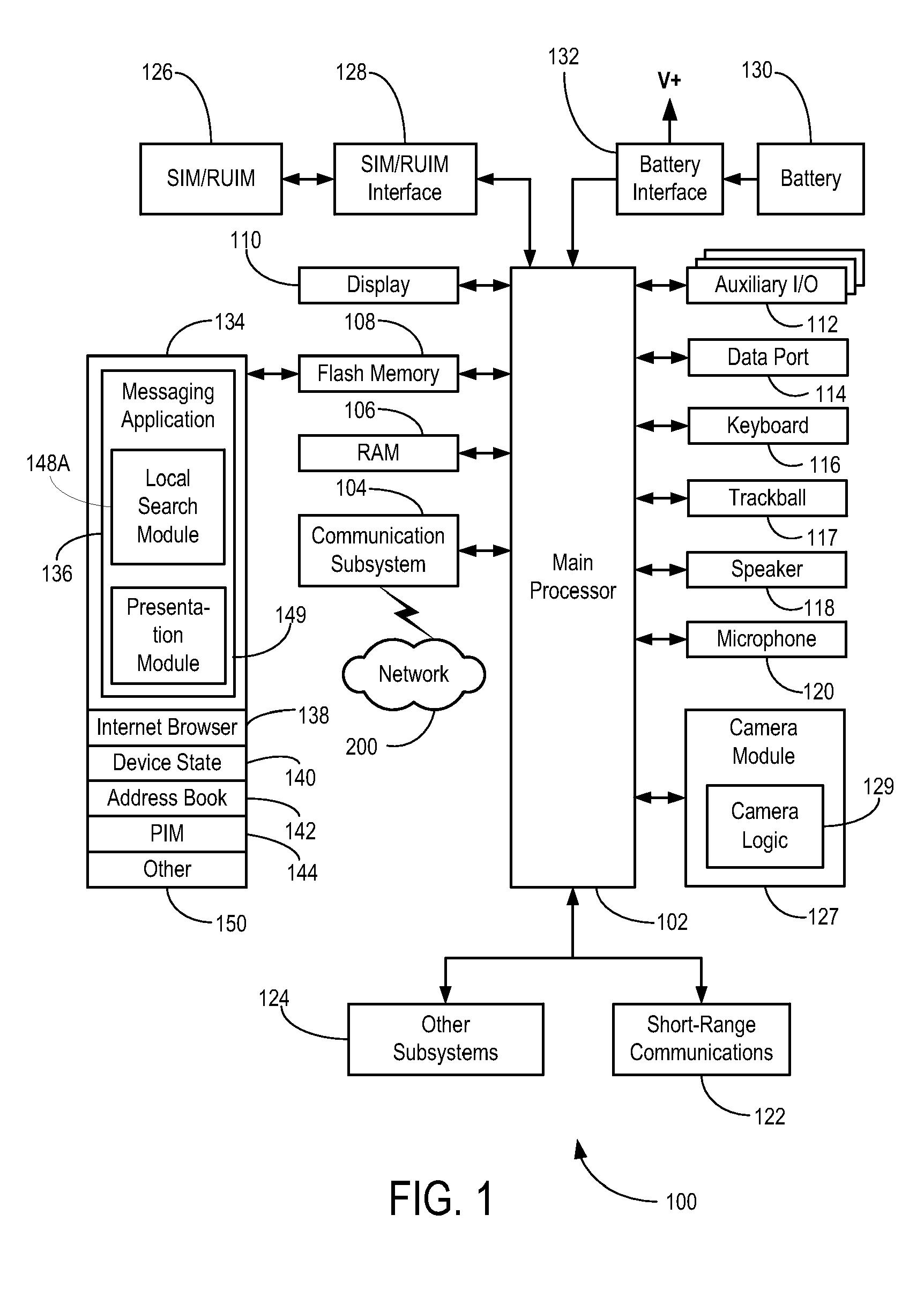 专利ep2096563a1 - system and method for  of local