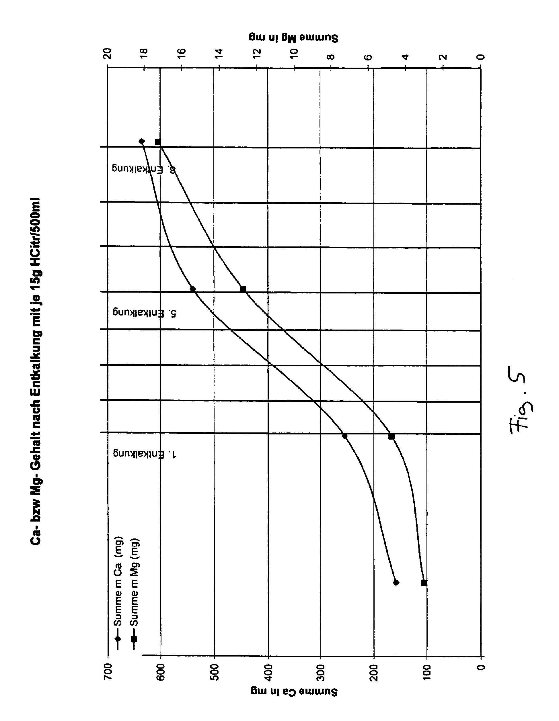 patent ep2098587b1 mischung zum entkalken reinigen und oder desinfizieren google patents. Black Bedroom Furniture Sets. Home Design Ideas