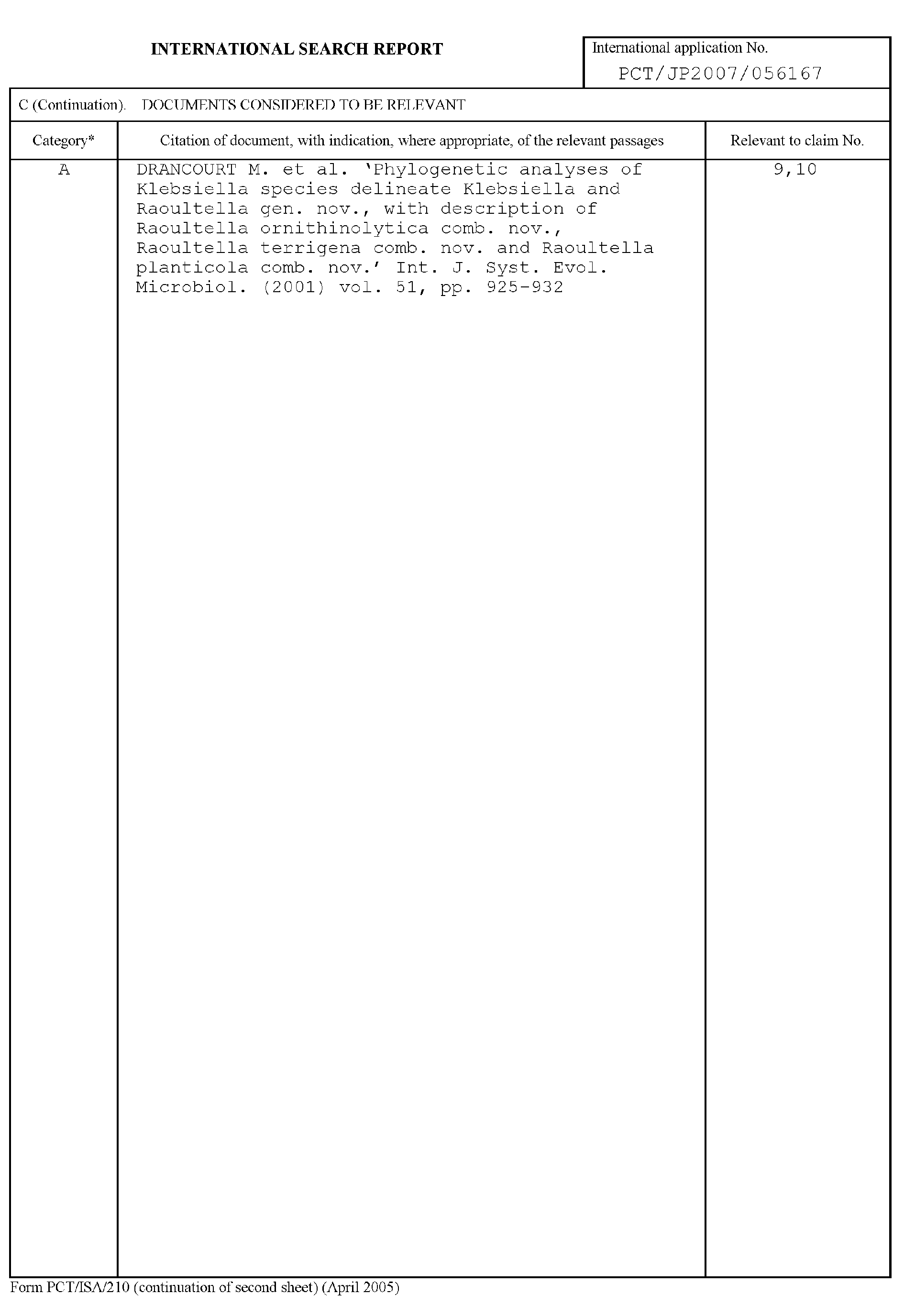 Patent EP2103625A1 Thermostable lribose isomerase process for – Sample Phase 10 Score Sheet Template