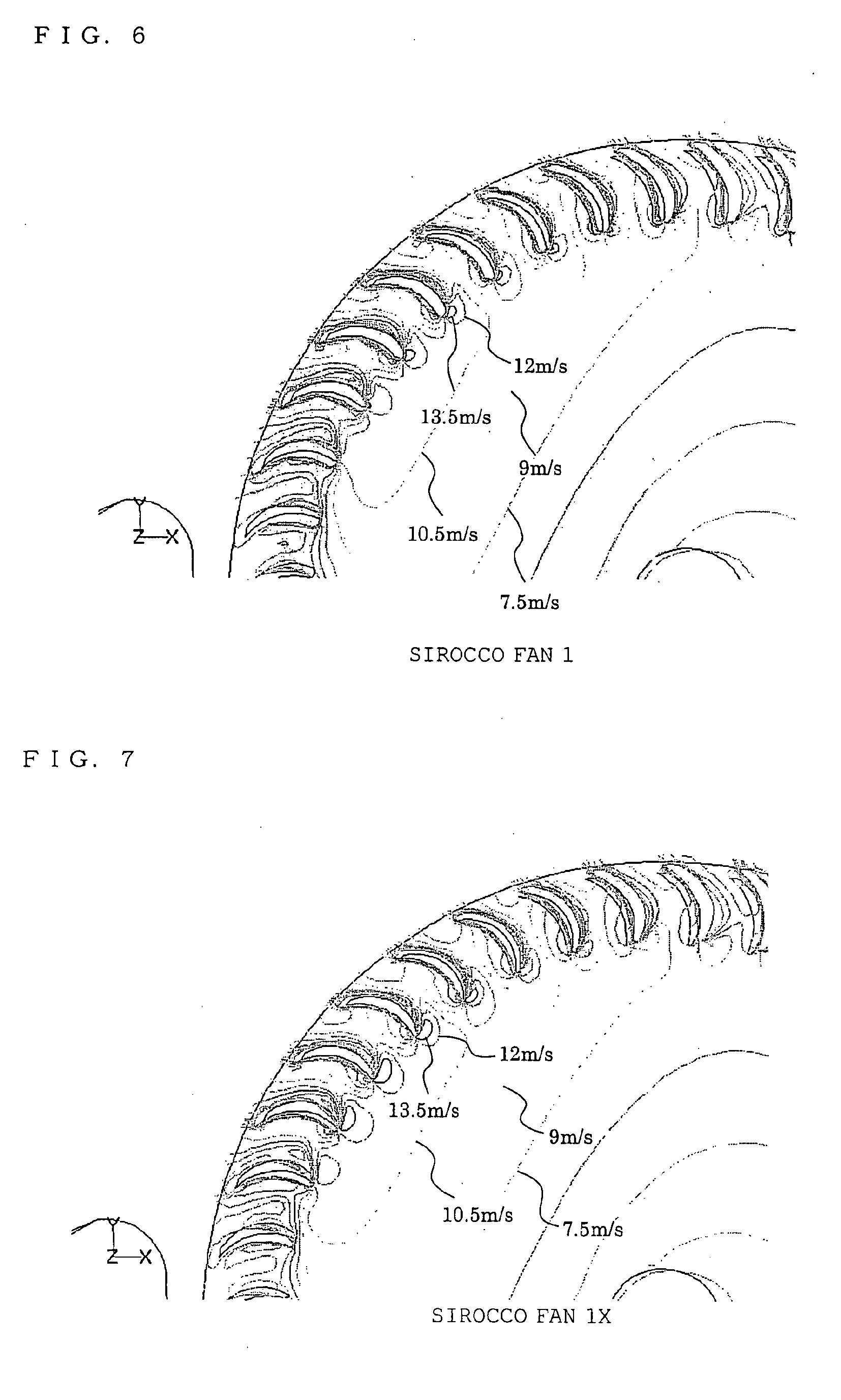 patent ep2131041a1 - sirocco fan and air conditioner