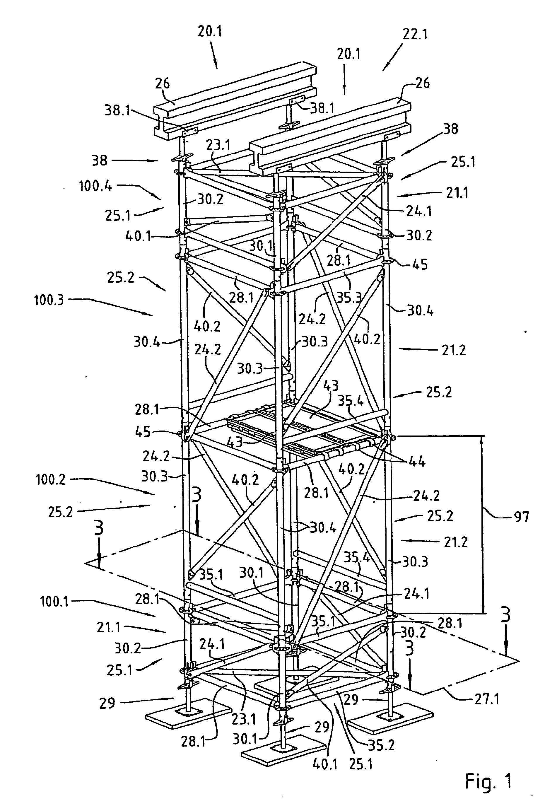 Patent Ep2134908b1 Zum Aufbau Einer Rahmensttze Eines