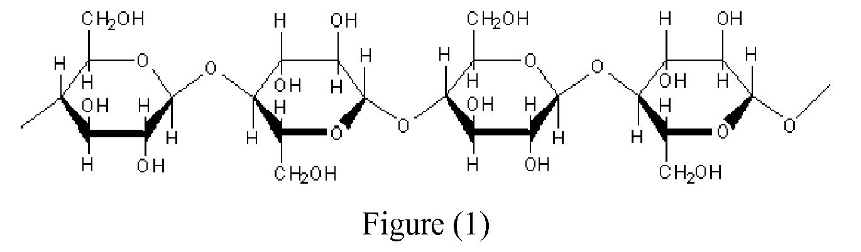 Figure imgb0001Beta Glucose Chain
