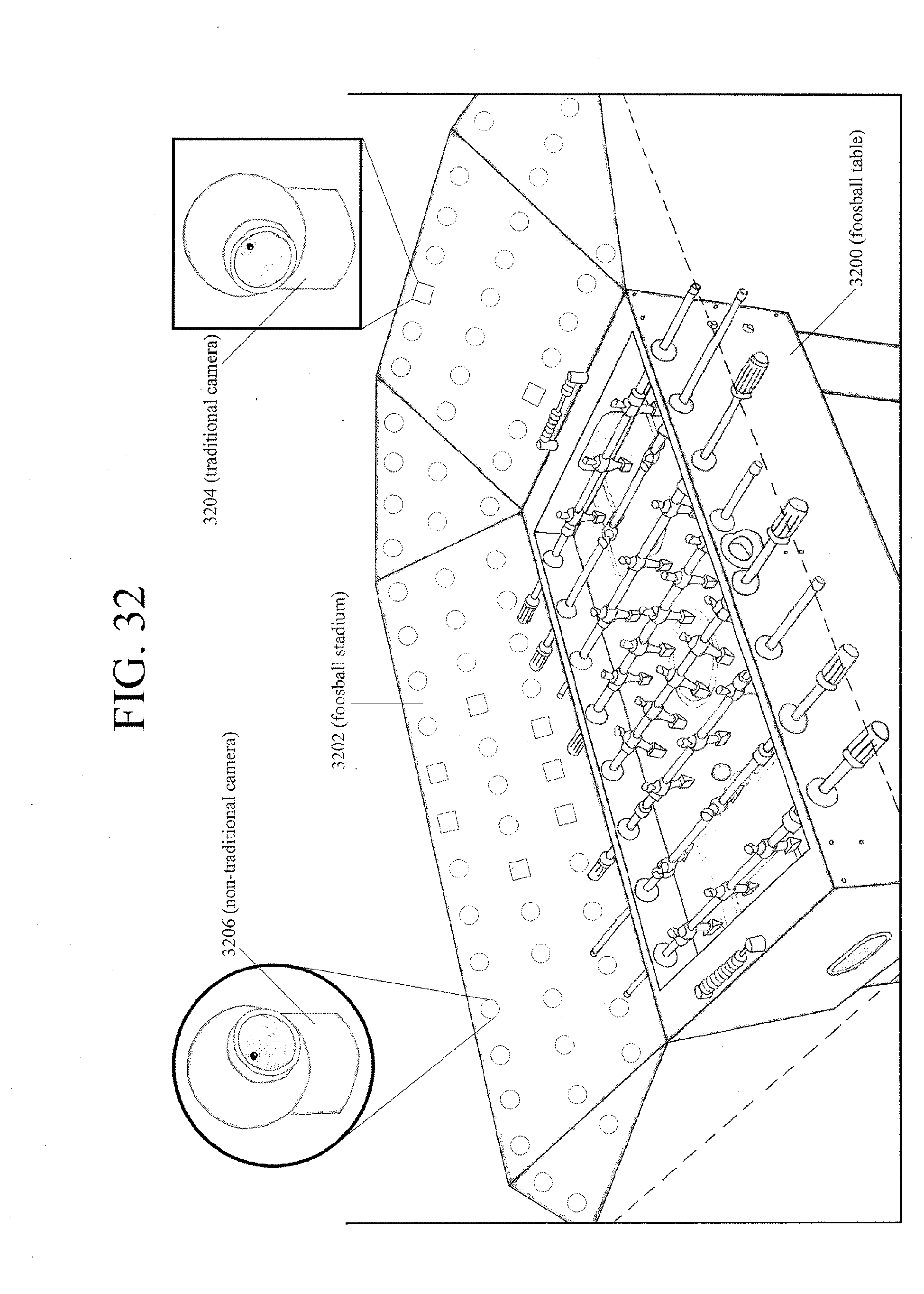 patent ep2150057a2 camera based tracking and position Surveillance Camera Wiring Diagram patent drawing