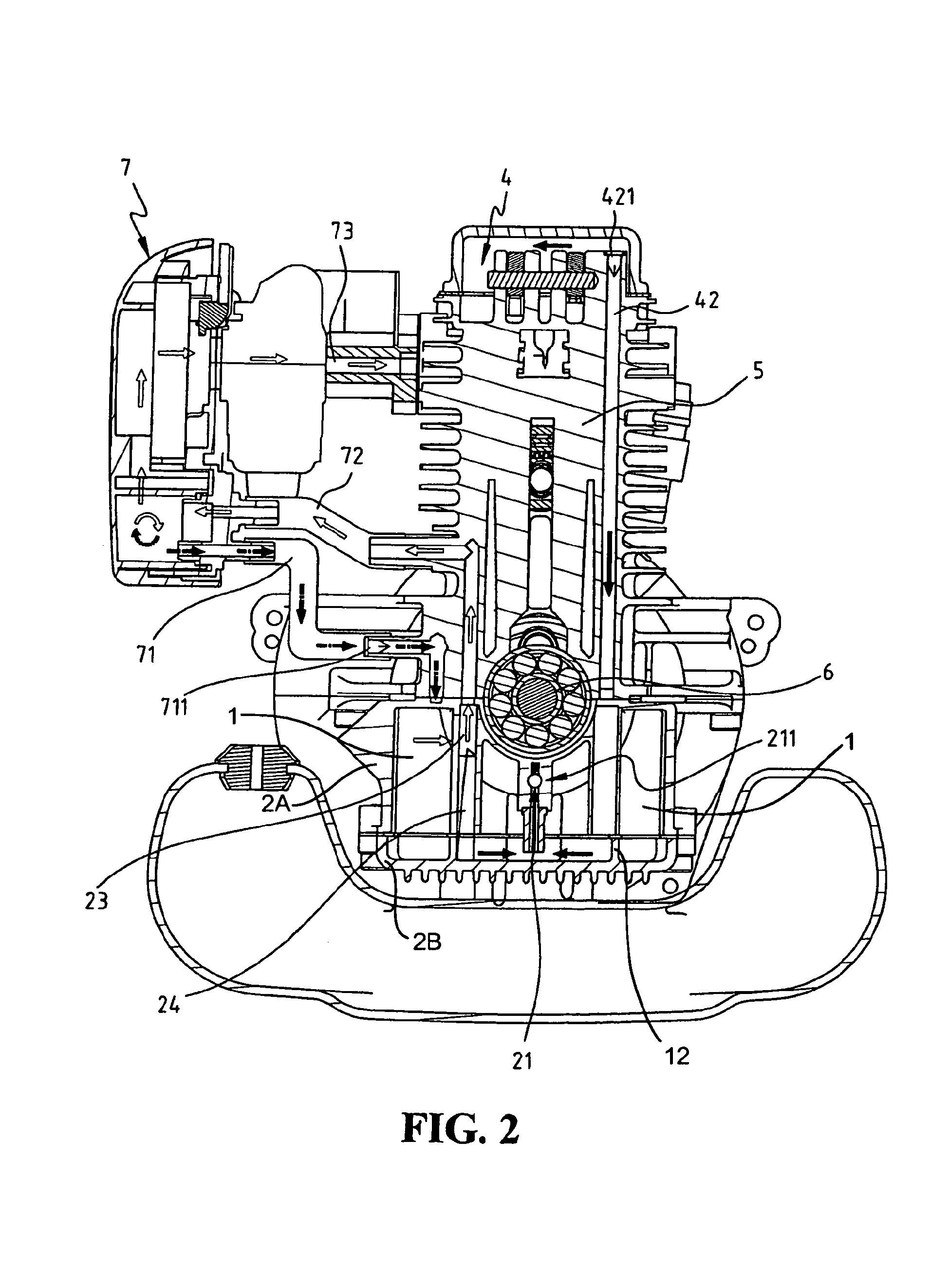 patent ep2153030b1 syst me de lubrification pour moteur quatre temps google patents. Black Bedroom Furniture Sets. Home Design Ideas