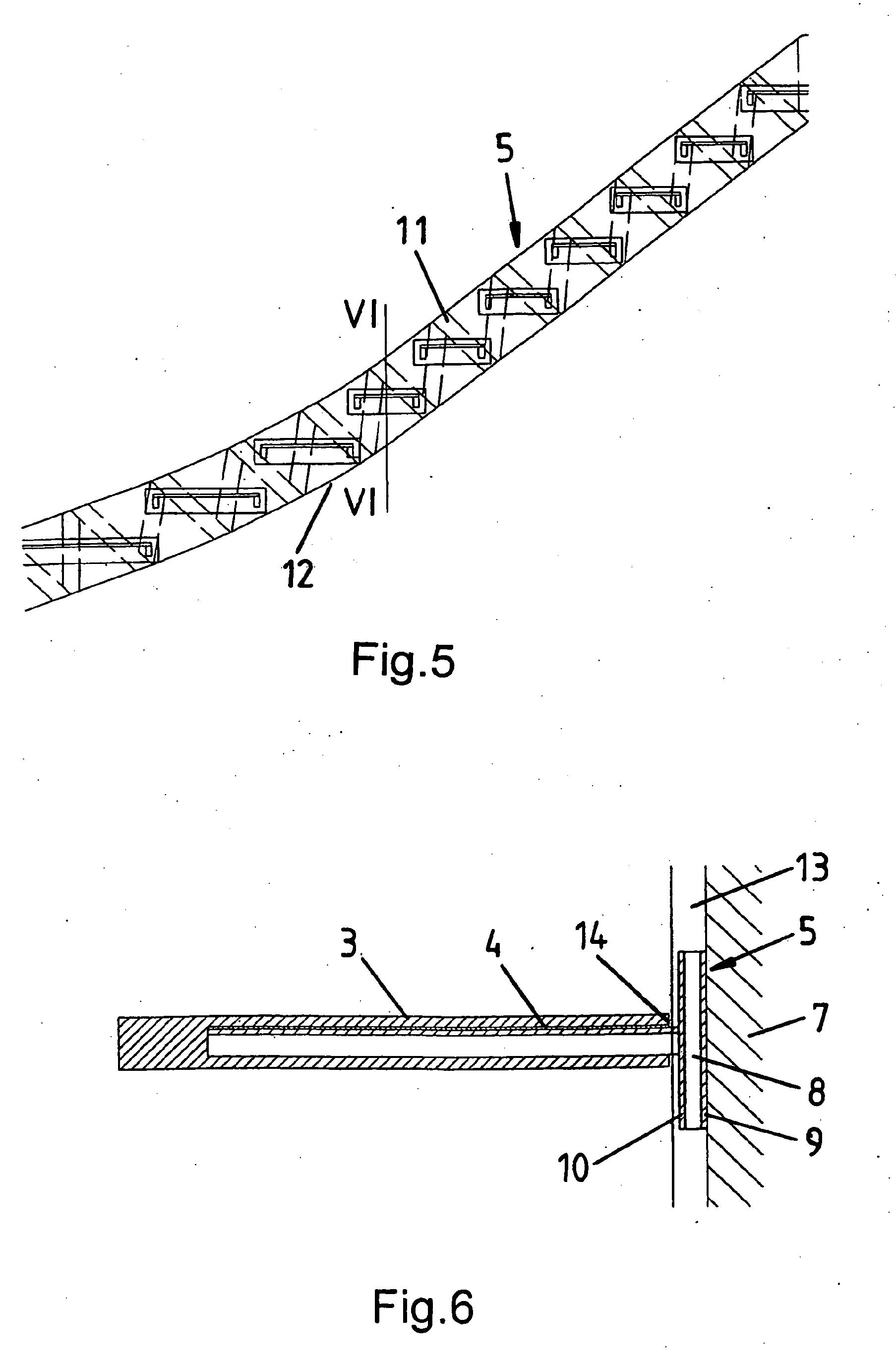 patent ep2172601b1 frei schwebende treppe google patents. Black Bedroom Furniture Sets. Home Design Ideas