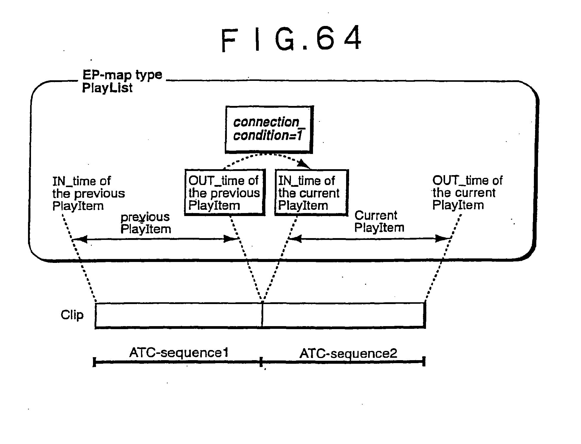 专利ep2172937a2 - datenaufzeichnungsvorrichtung