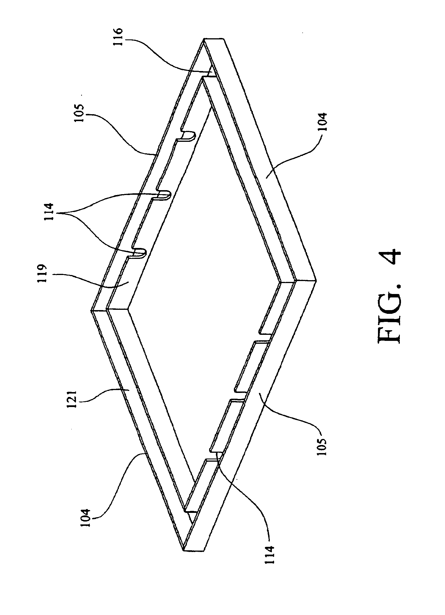 Patente EP B1 Method of making a marine gas turbine filter