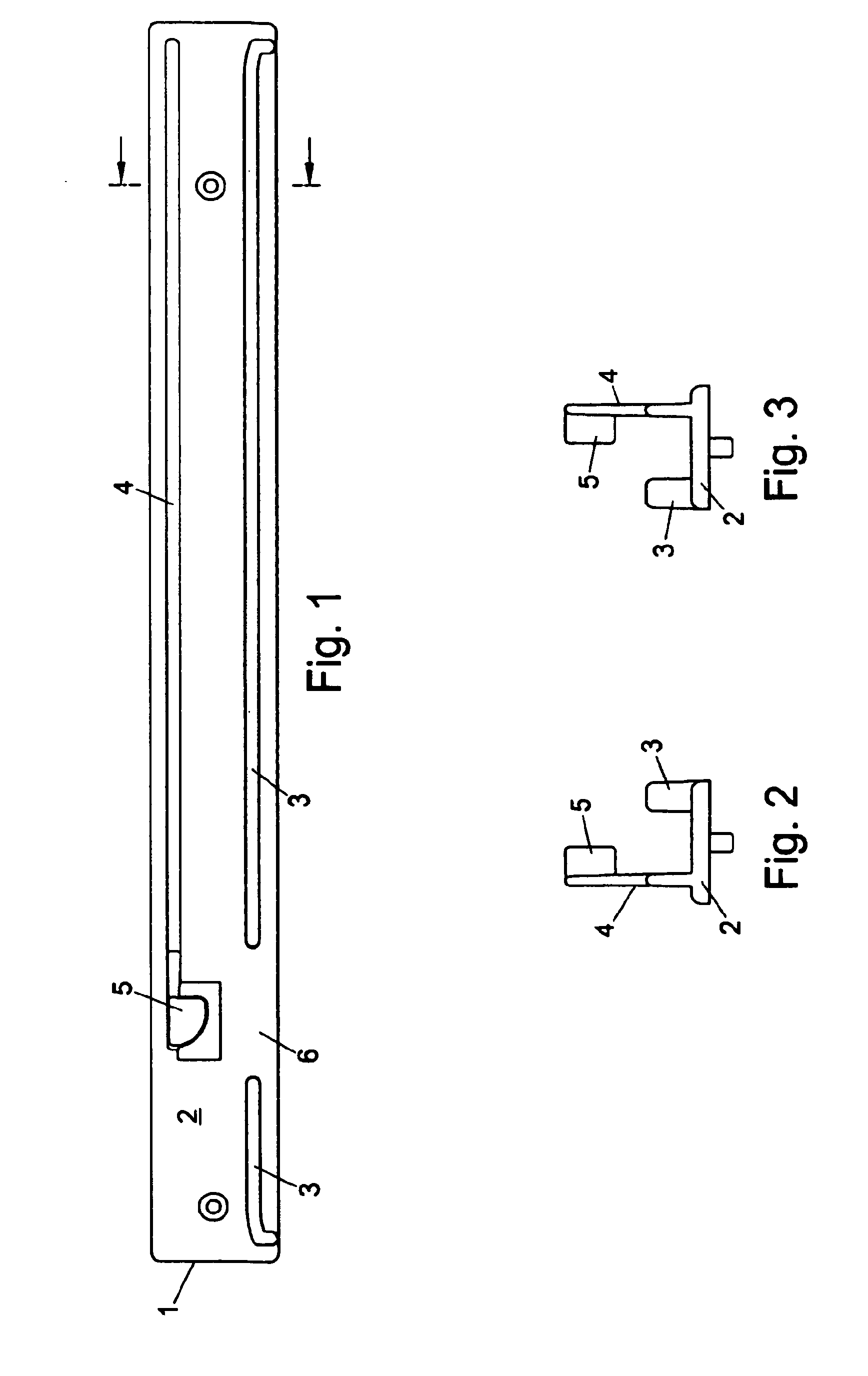 patent ep2179678b1 glissi re pour plateau ou tiroir google patents. Black Bedroom Furniture Sets. Home Design Ideas