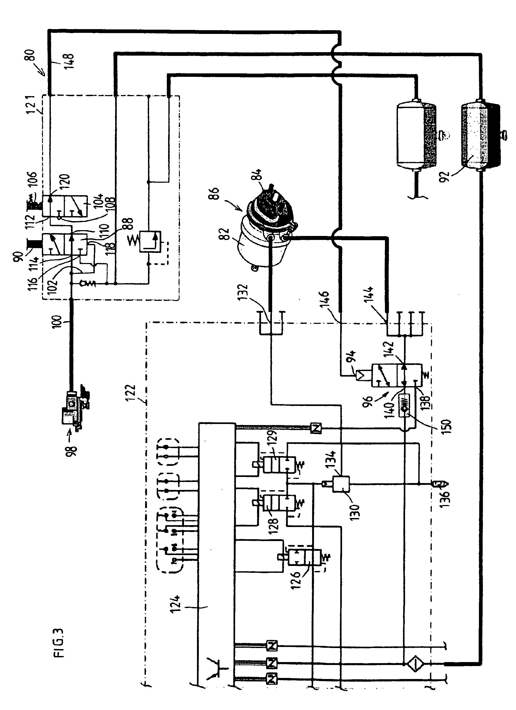 hendrickson air ride valve diagram