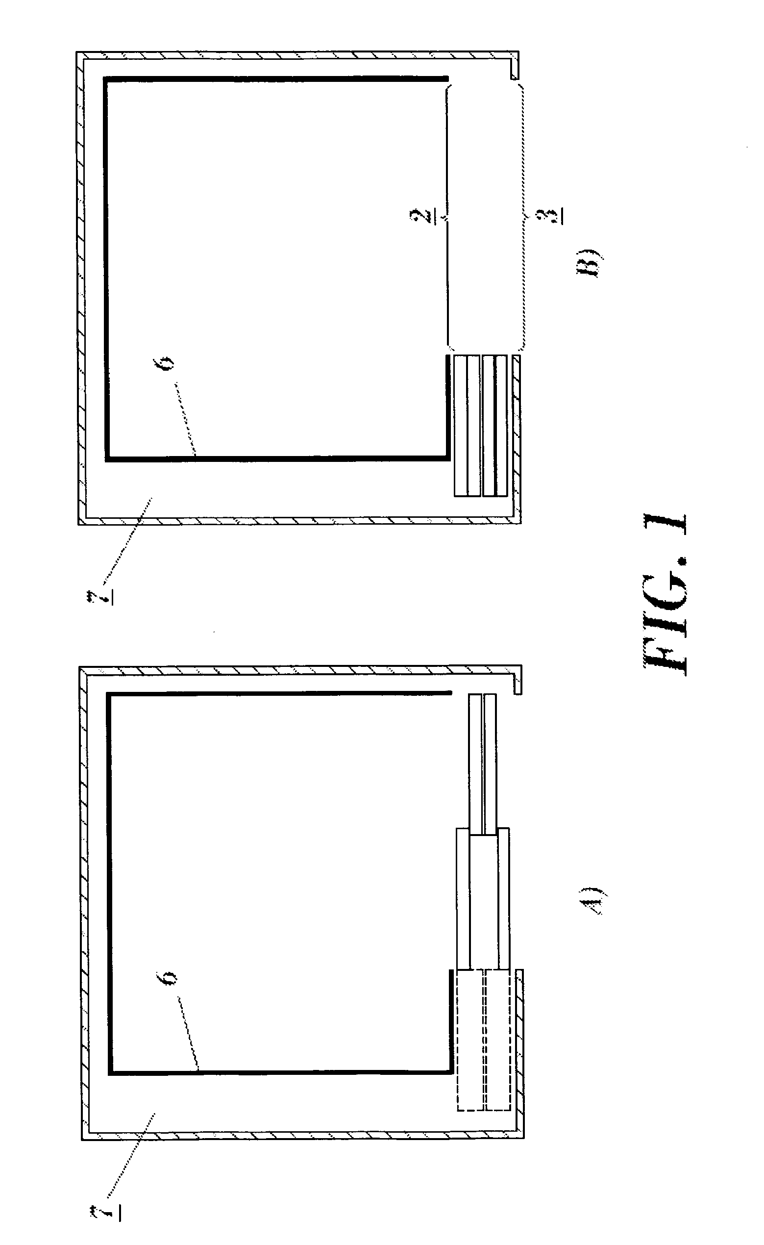 Patent ep2199246b1 door for accesses of elevator for Elevator plan
