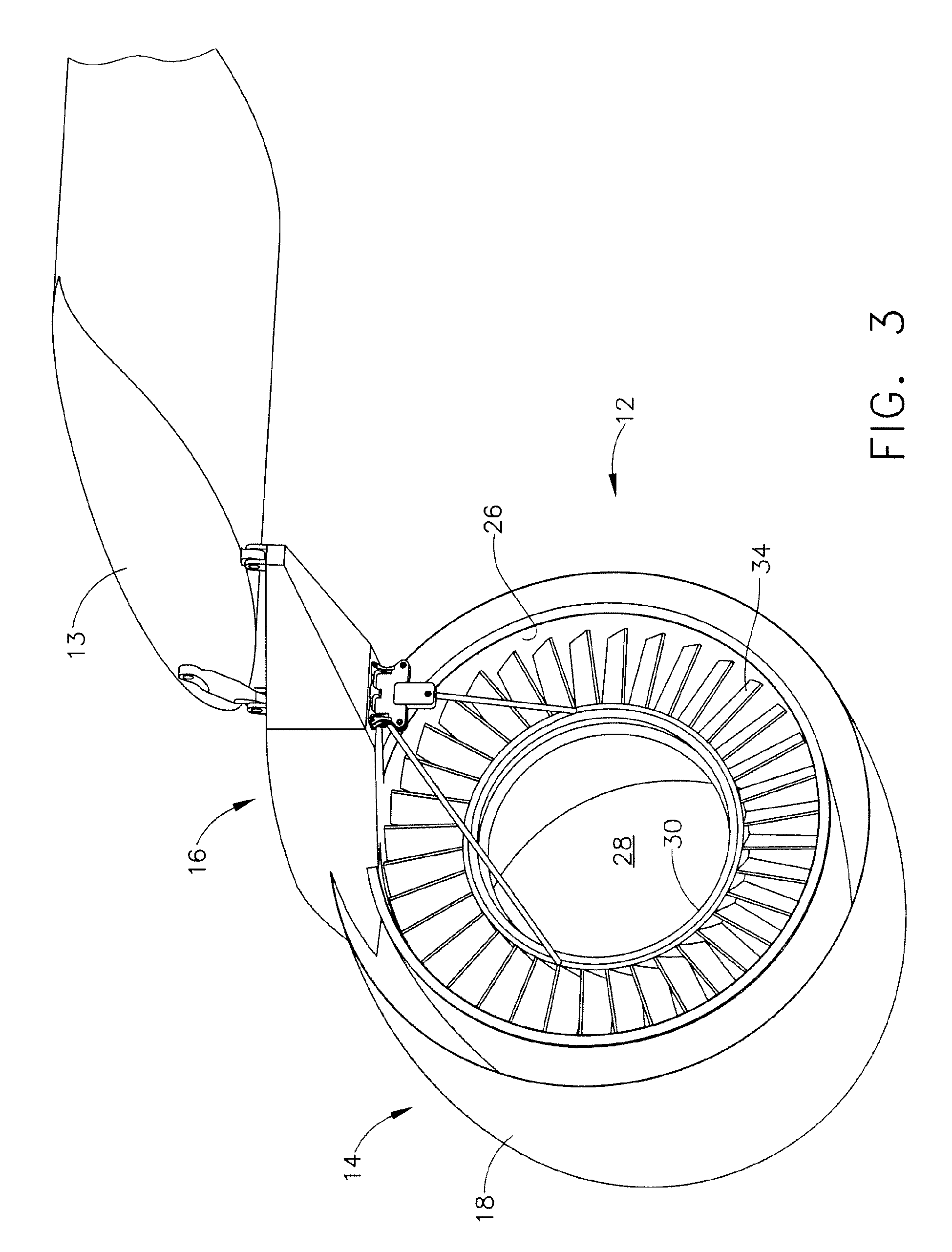 Patent EP2202153A2 - Monolithic structure for mounting ...