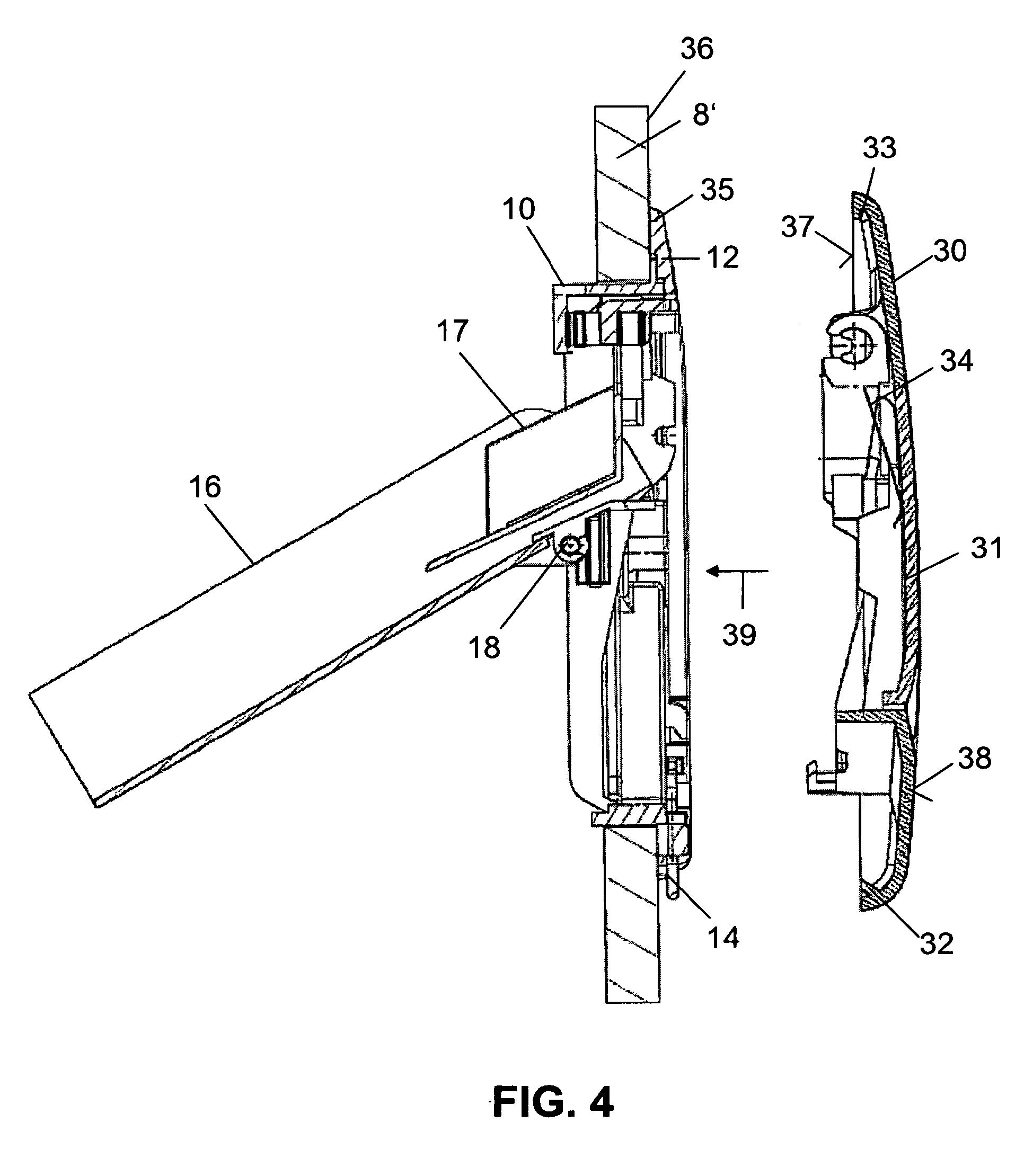 patent ep2226438a2 bet tigungsvorrichtung f r einen. Black Bedroom Furniture Sets. Home Design Ideas