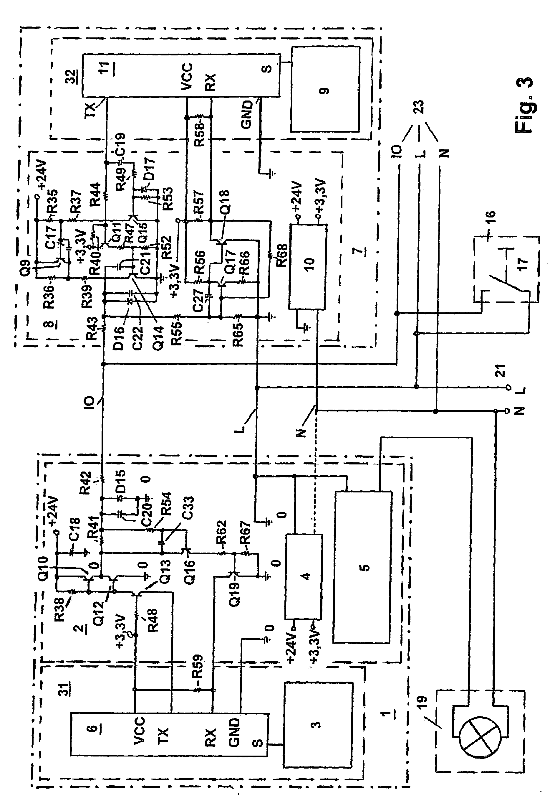 patent ep2228885a2 master slave system mit mindestens. Black Bedroom Furniture Sets. Home Design Ideas
