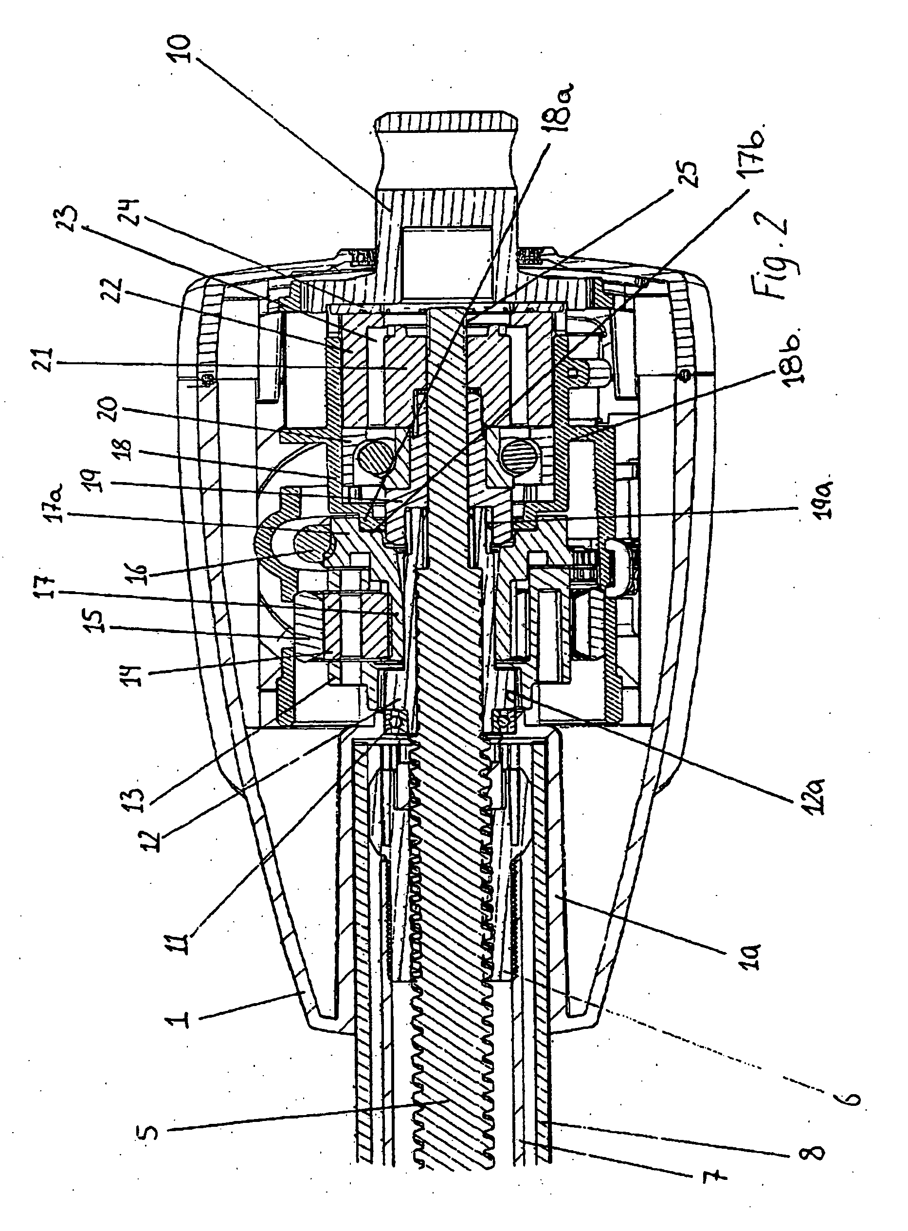 patent ep2232101b1 - linear actuator