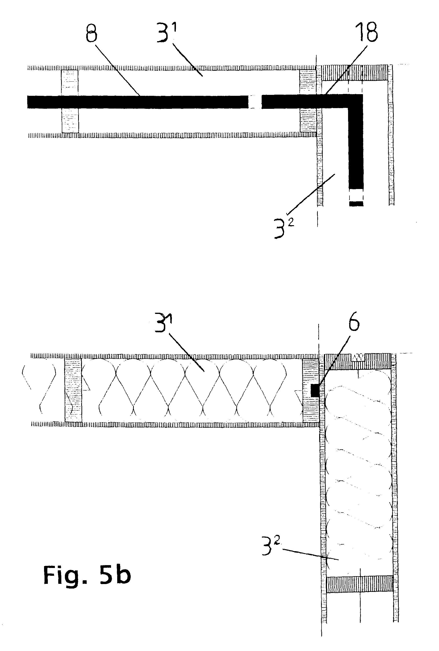Patent EP2239383A2 - Variable Gebäudekonstruktion für Holzhäuser ...