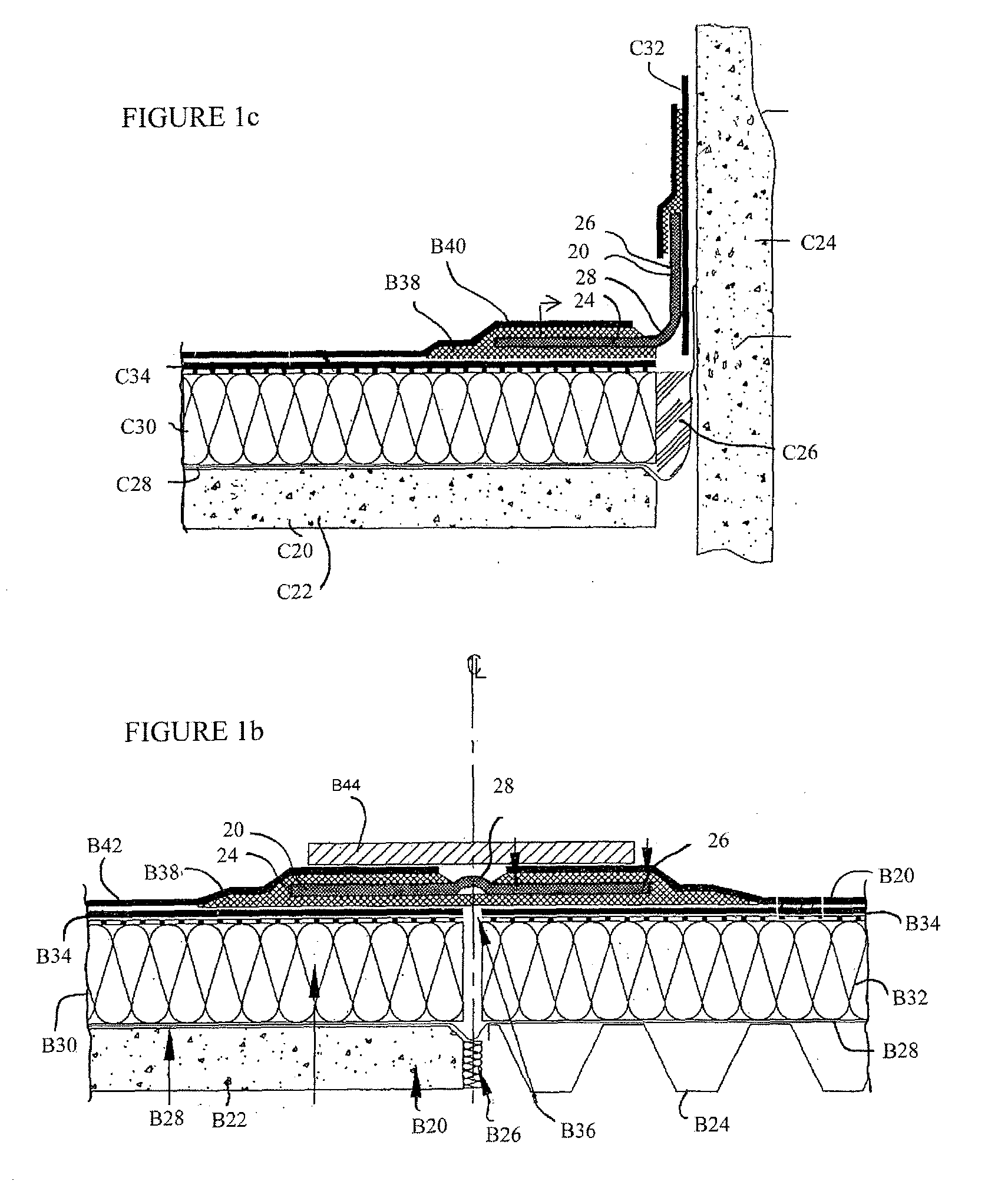 Patent ep a expansion joint and method google