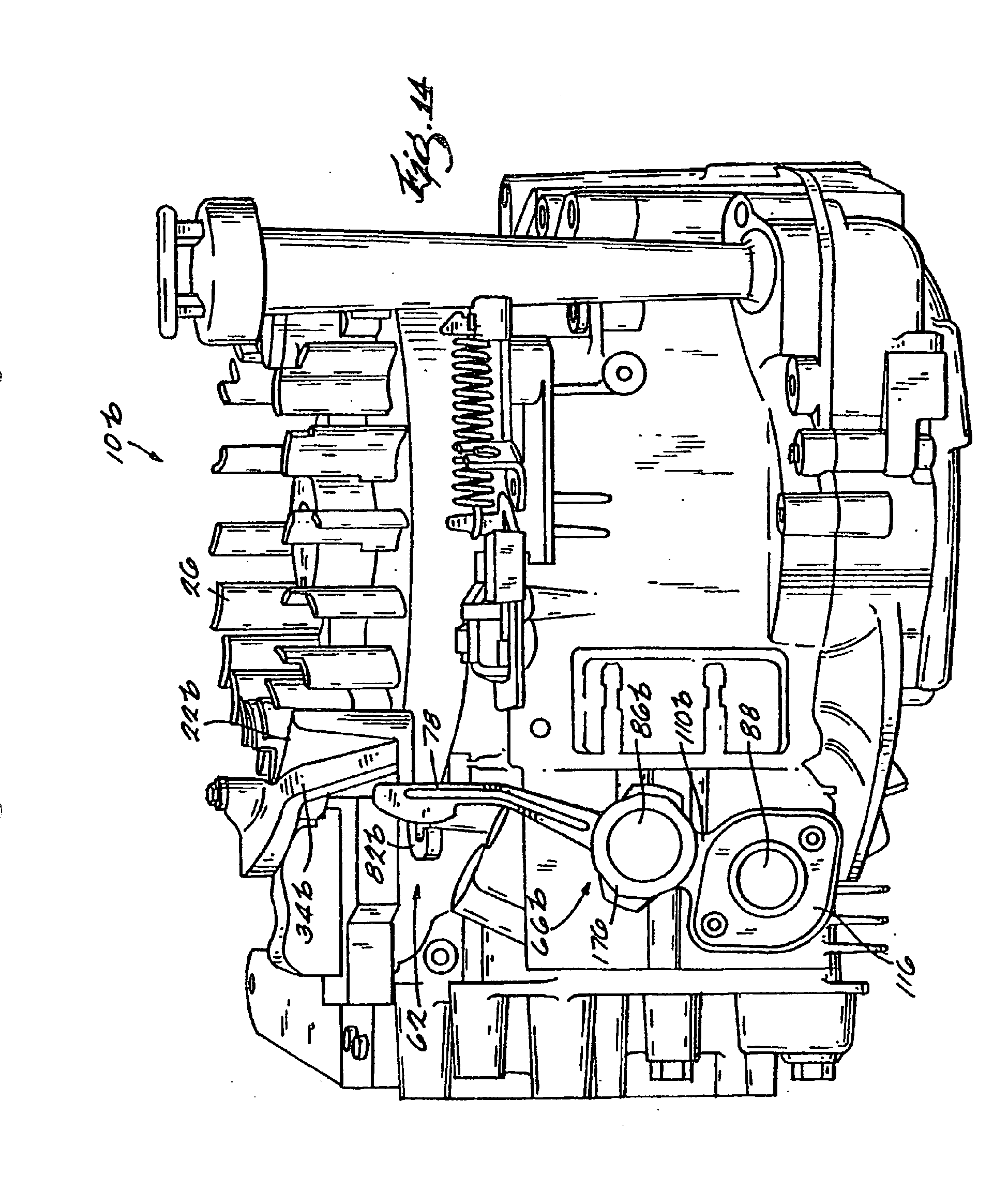 patent ep2261493b1 - automatic choke for an engine