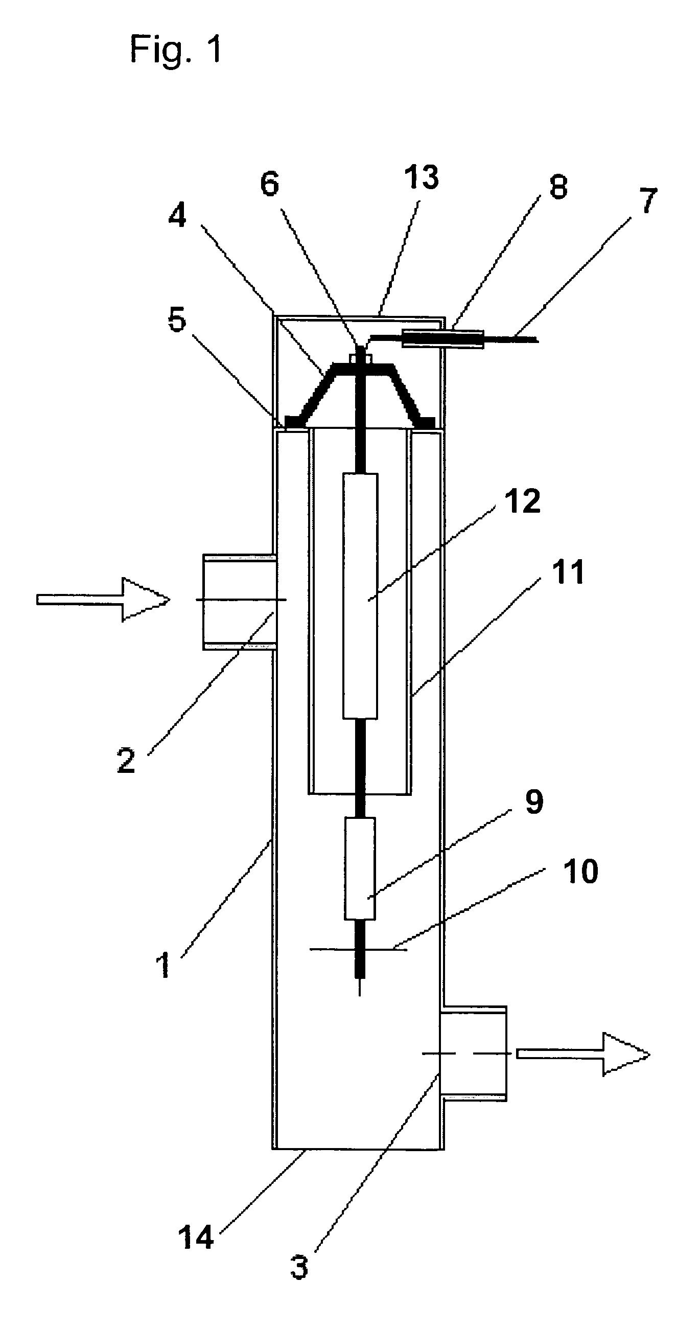 patent ep2266702a1 elektrostatischer abscheider zur. Black Bedroom Furniture Sets. Home Design Ideas