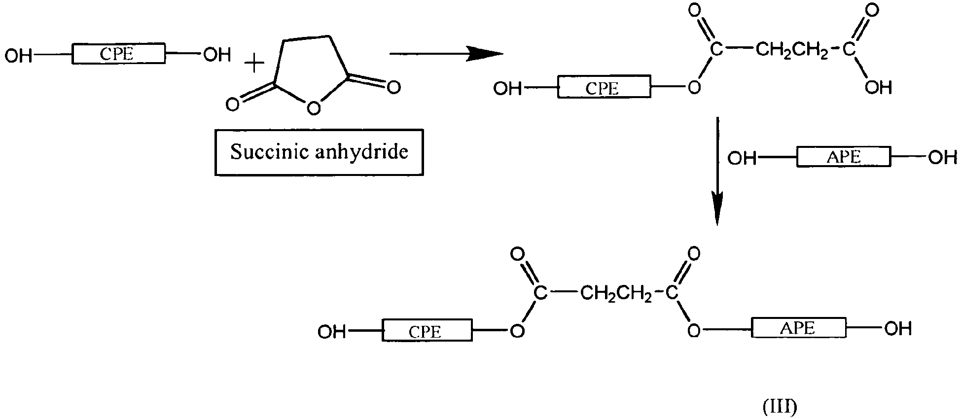 Synthesis of 910dihydroanthracene910αβsuccinic acid