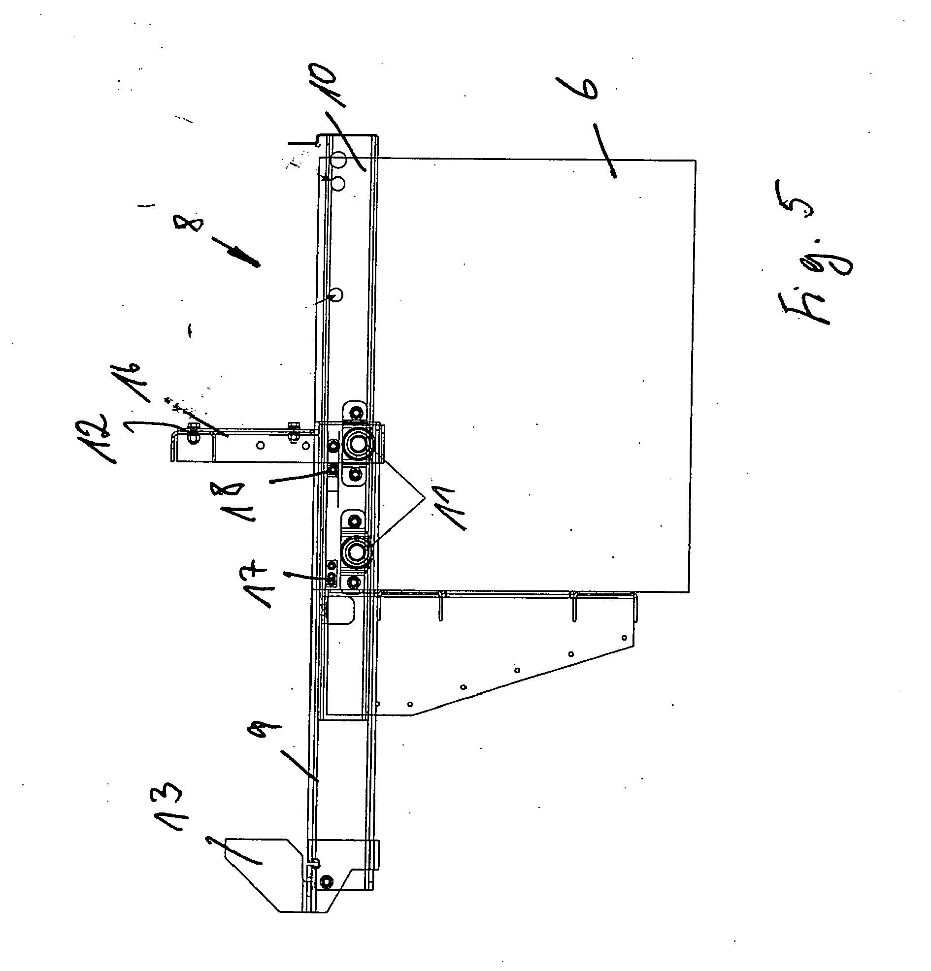 专利ep2287041a1 - fahrzeugaufbau - google 专利