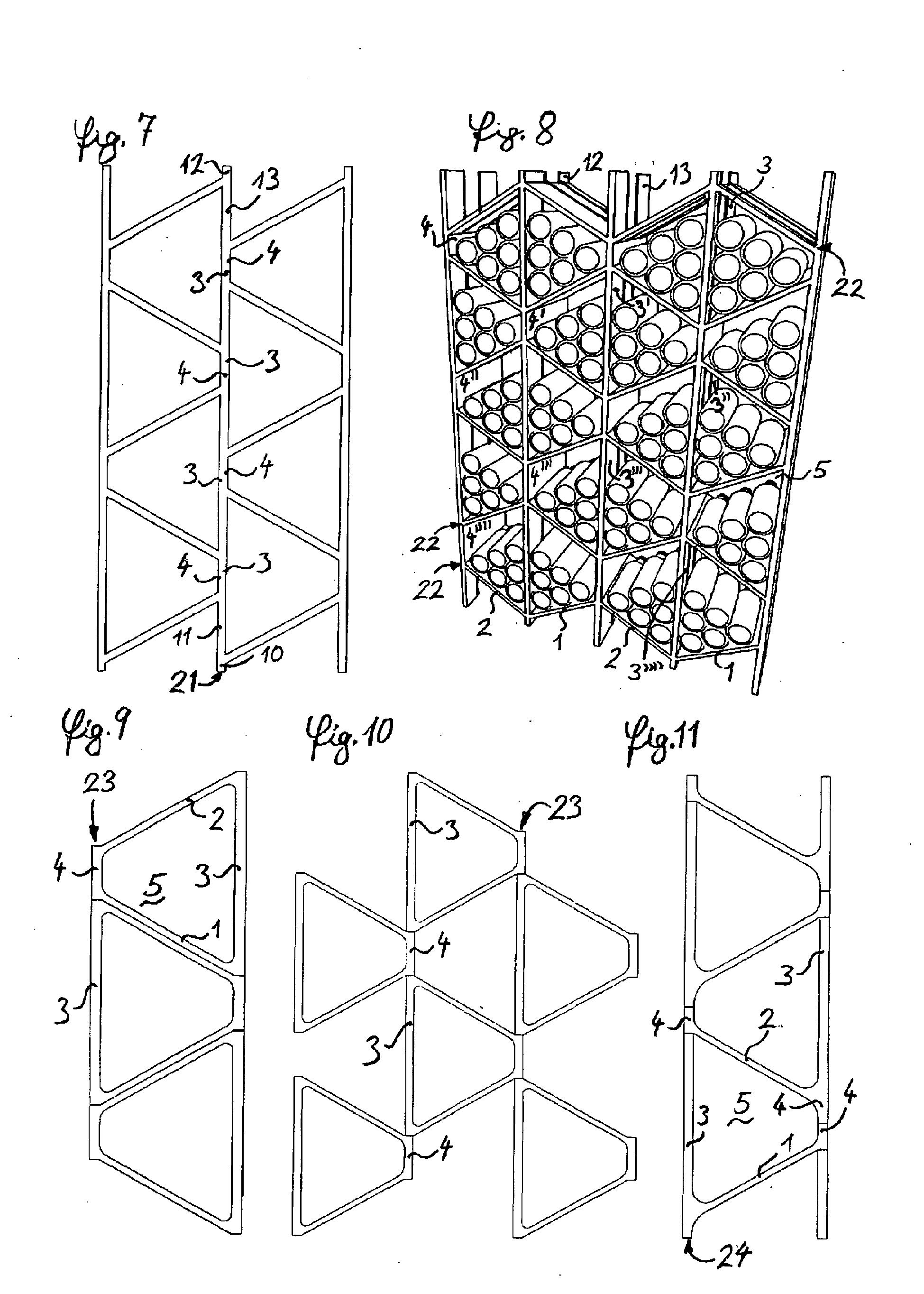 patent ep2294943a1 regal f r im wesentlichen. Black Bedroom Furniture Sets. Home Design Ideas