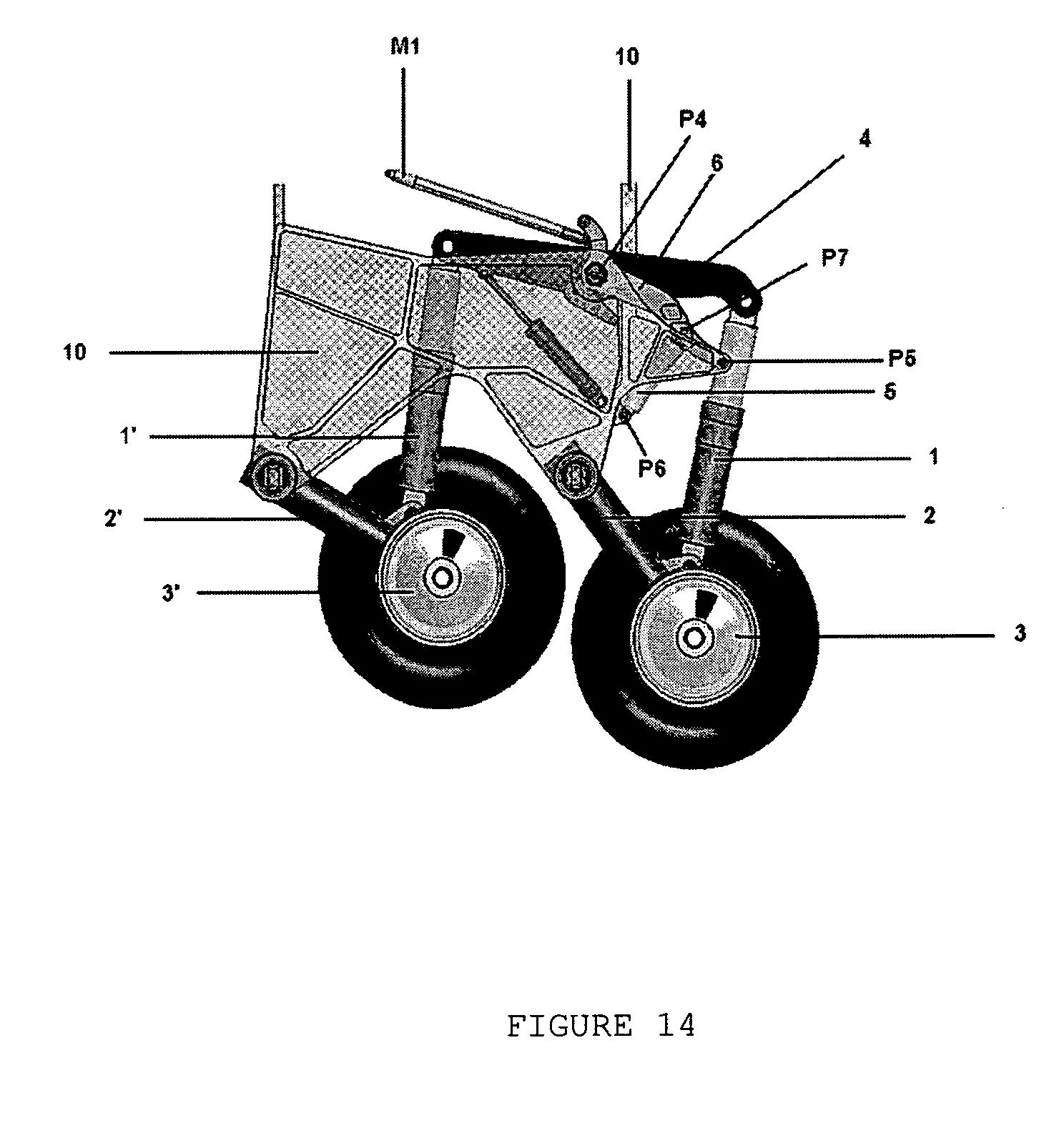 patent ep2308753a1 - landing gear mechanism for aircraft