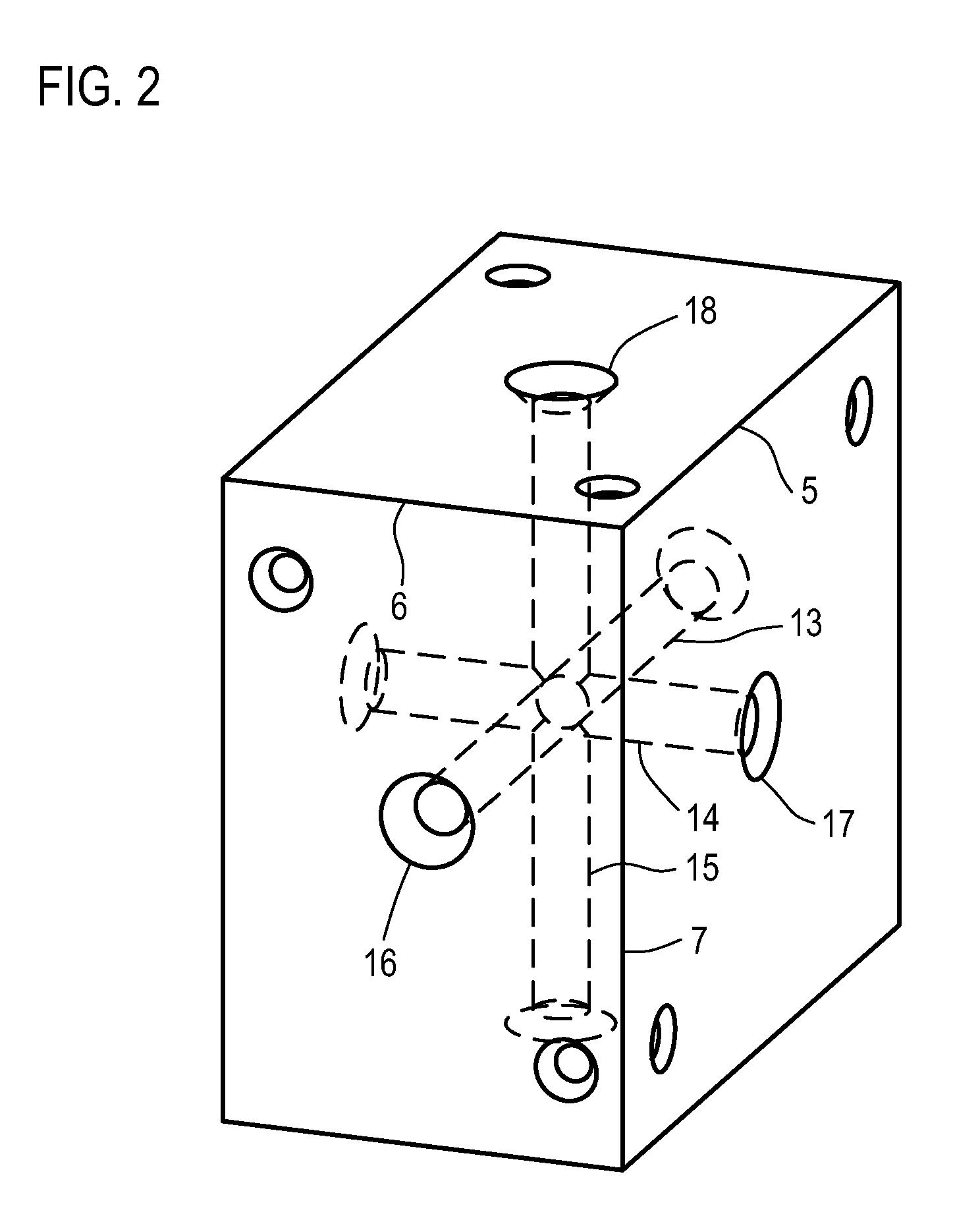 Patent Ep2309068a2 Quaderf Rmiges Element Zur