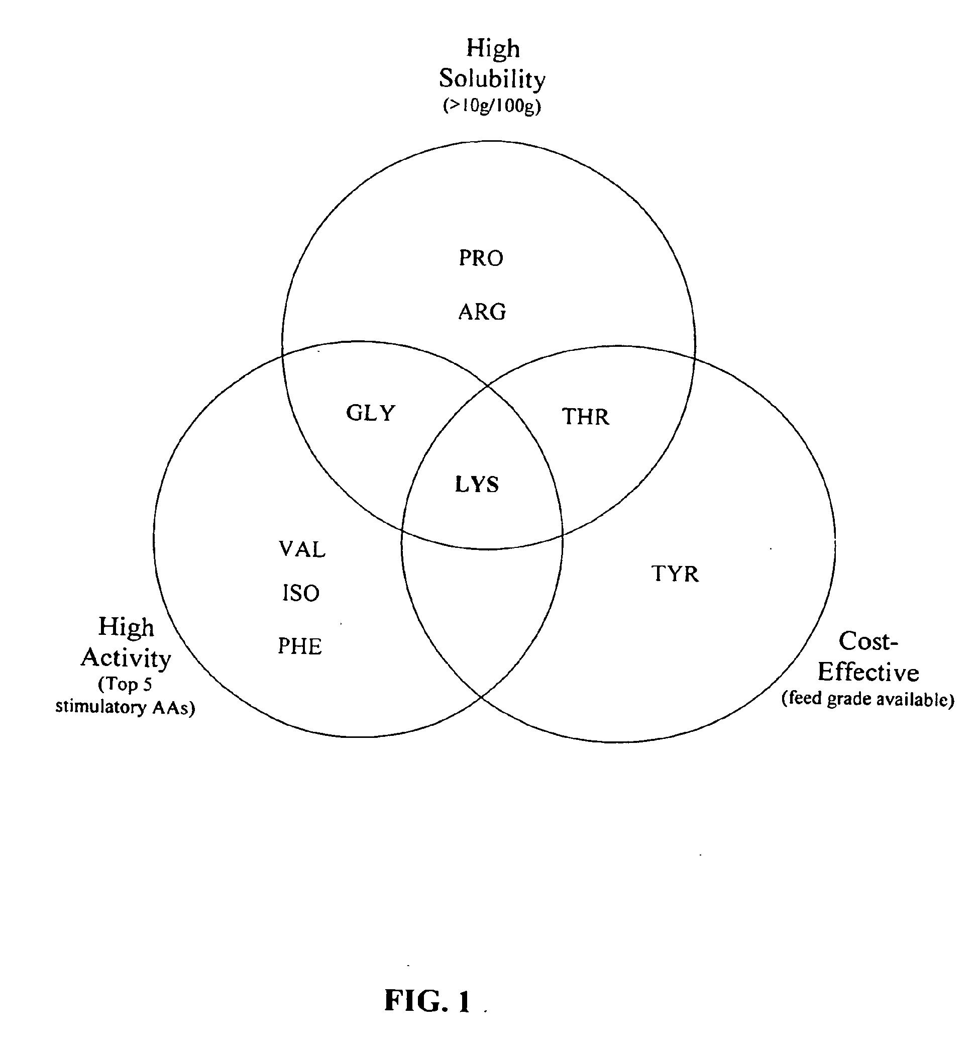 patent ep2315531b1 - fish feeding stimulant