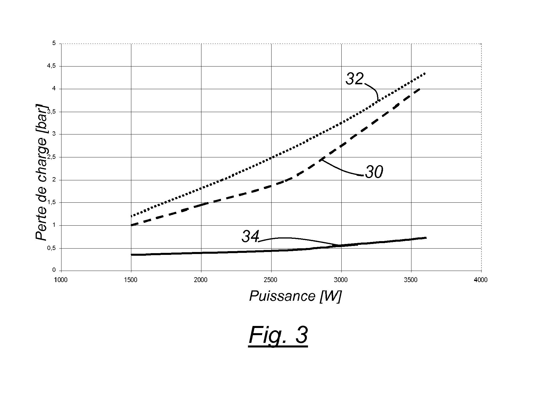 Patent ep2330360a2 chauffe eau thermodynamique for Table thermodynamique de l eau