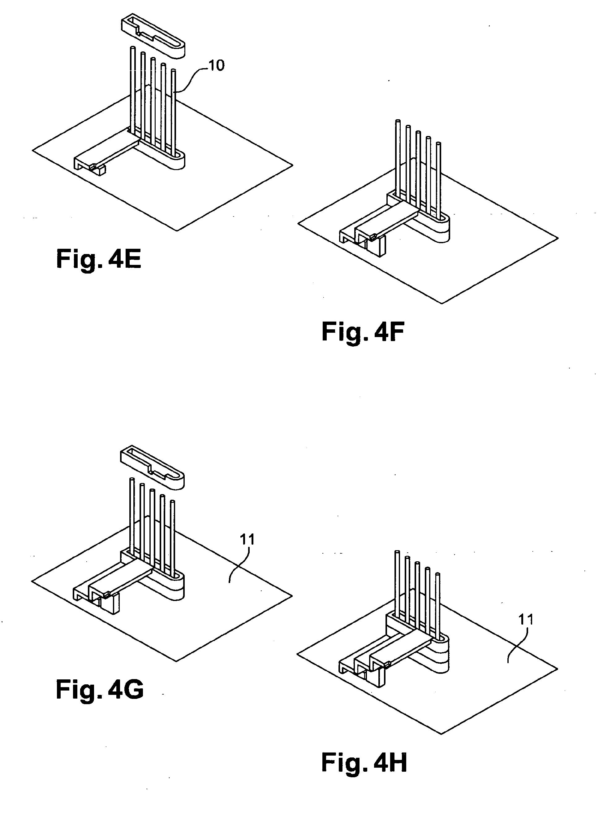 patente ep2363549b1 escalier de type balanc mur porteur pr fabriqu en b ton google patentes. Black Bedroom Furniture Sets. Home Design Ideas