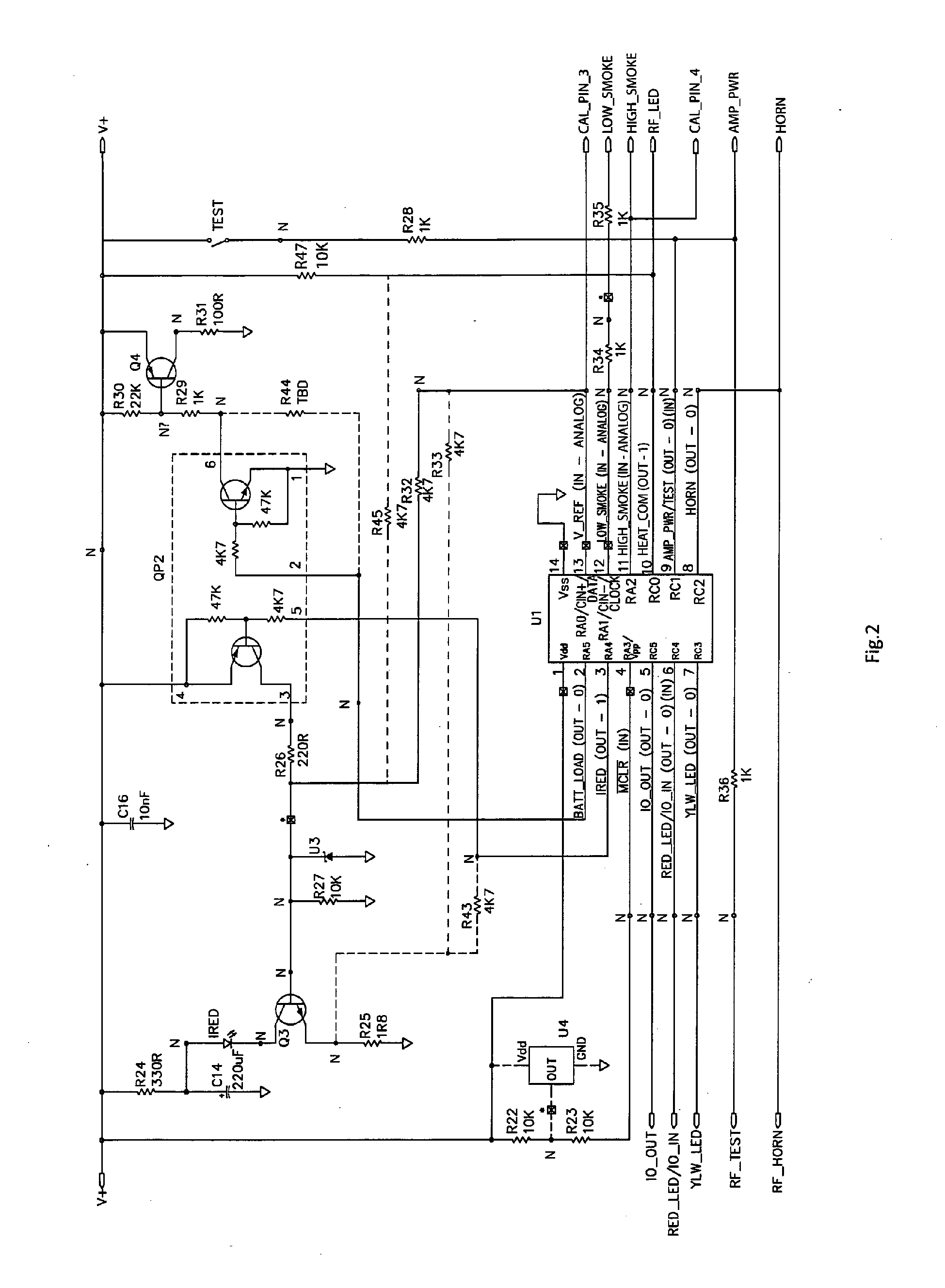Smoke Detectors In Series Wiring Diagram Schematics Diagrams 4 Wire Detector Interconnected Alarms Fire Alarm Circuit