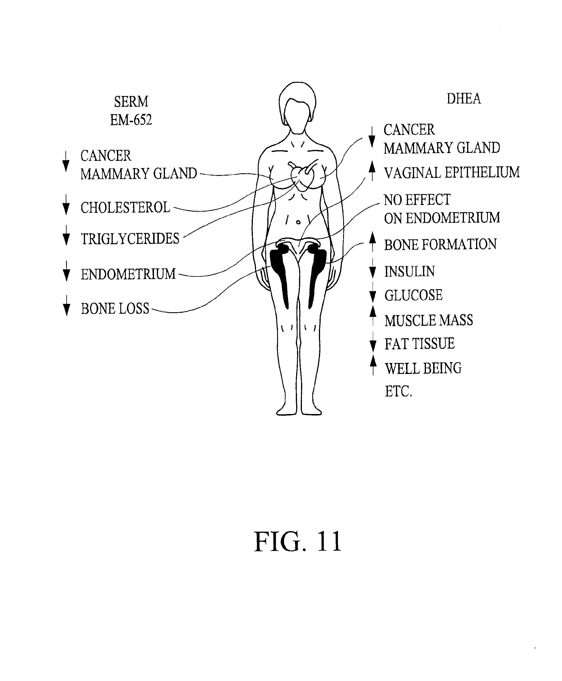 Patent EP2386304A2 - Selective Estrogen Receptor Modulator