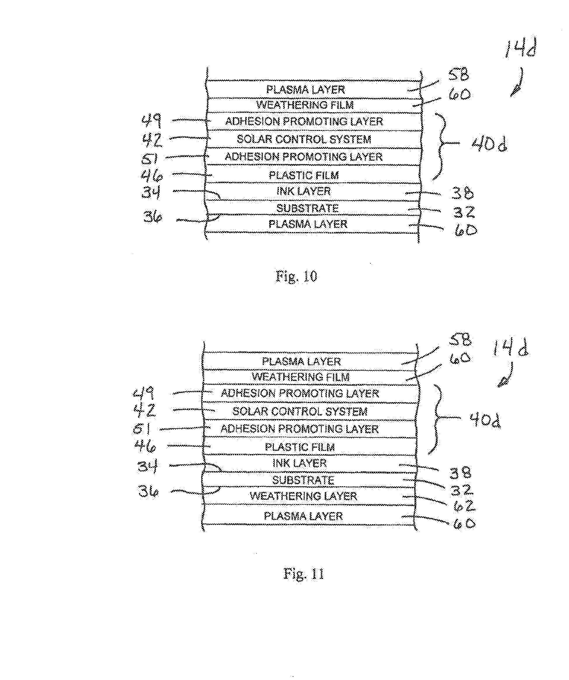 Patent EP A1 Syst¨me de feuilletage polycarbonate