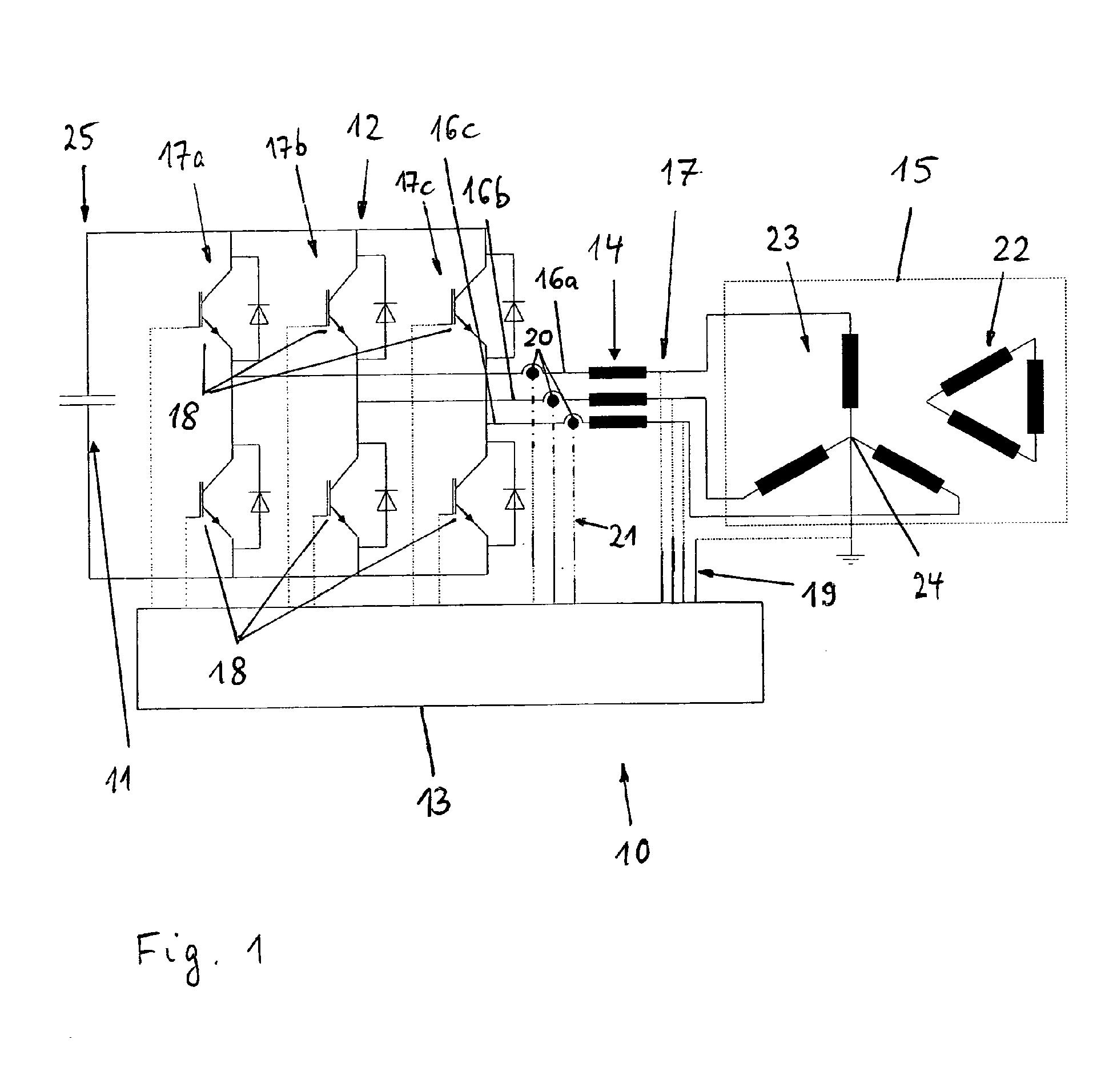 patent ep2388904a1 drehstrom wechselrichterschaltung und verfahren zum betreiben einer. Black Bedroom Furniture Sets. Home Design Ideas