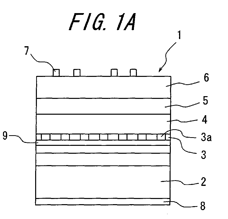 Patent EP2398077A1 - Semiconductor light emitting diode and method ...