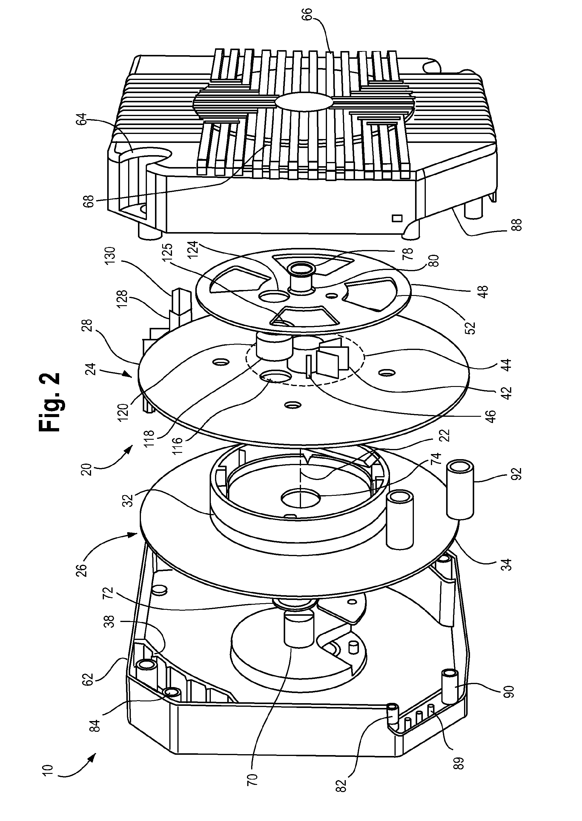 patent ep2455319a2 - retractable cord reel