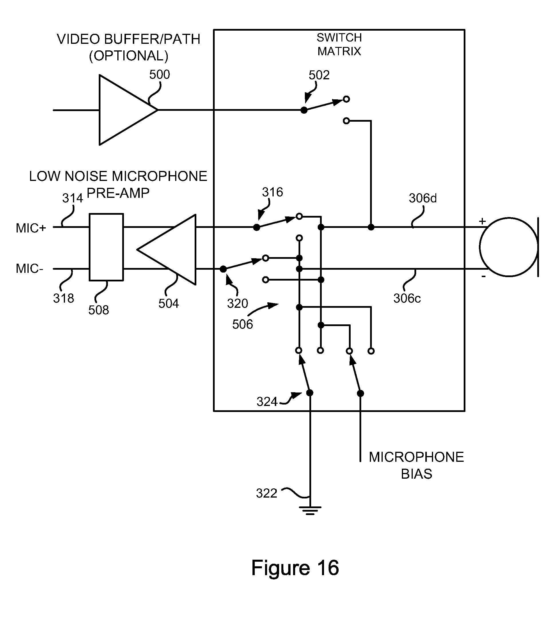 patent ep2461605a1 differential microphone circuit patents
