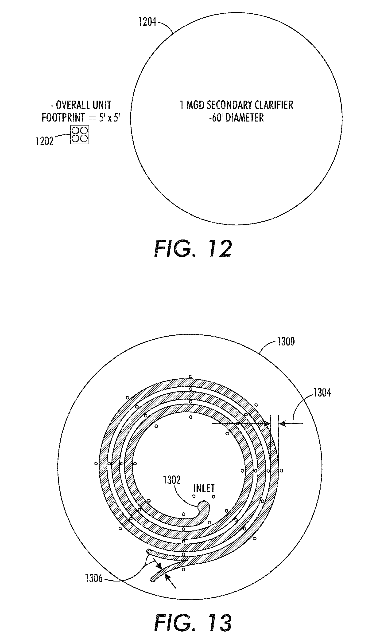 patent ep2465824a1 - membrane bioreactor  mbr  configurations for wastewater treatment