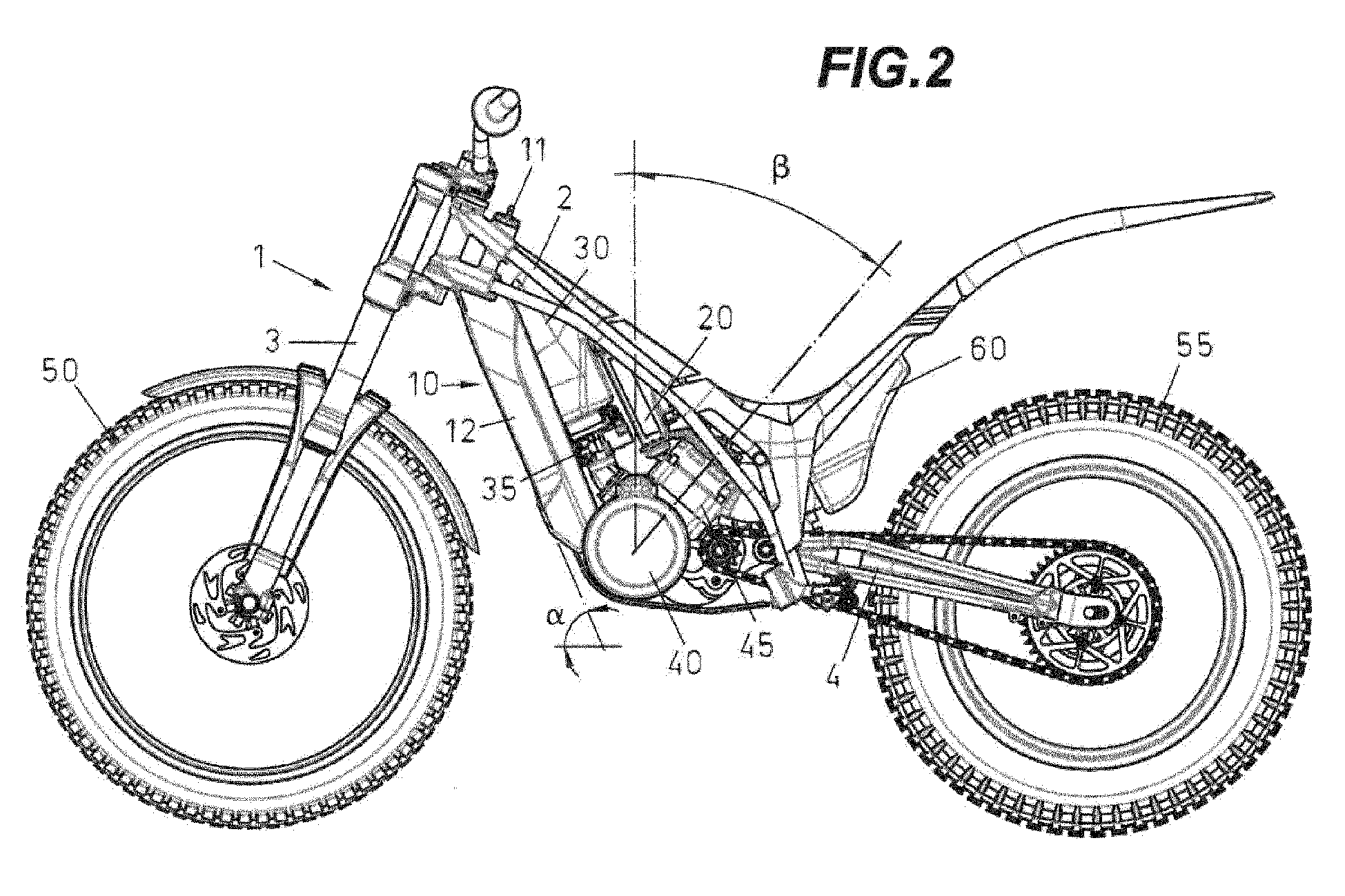 patent ep2476606a1 - motorcycle