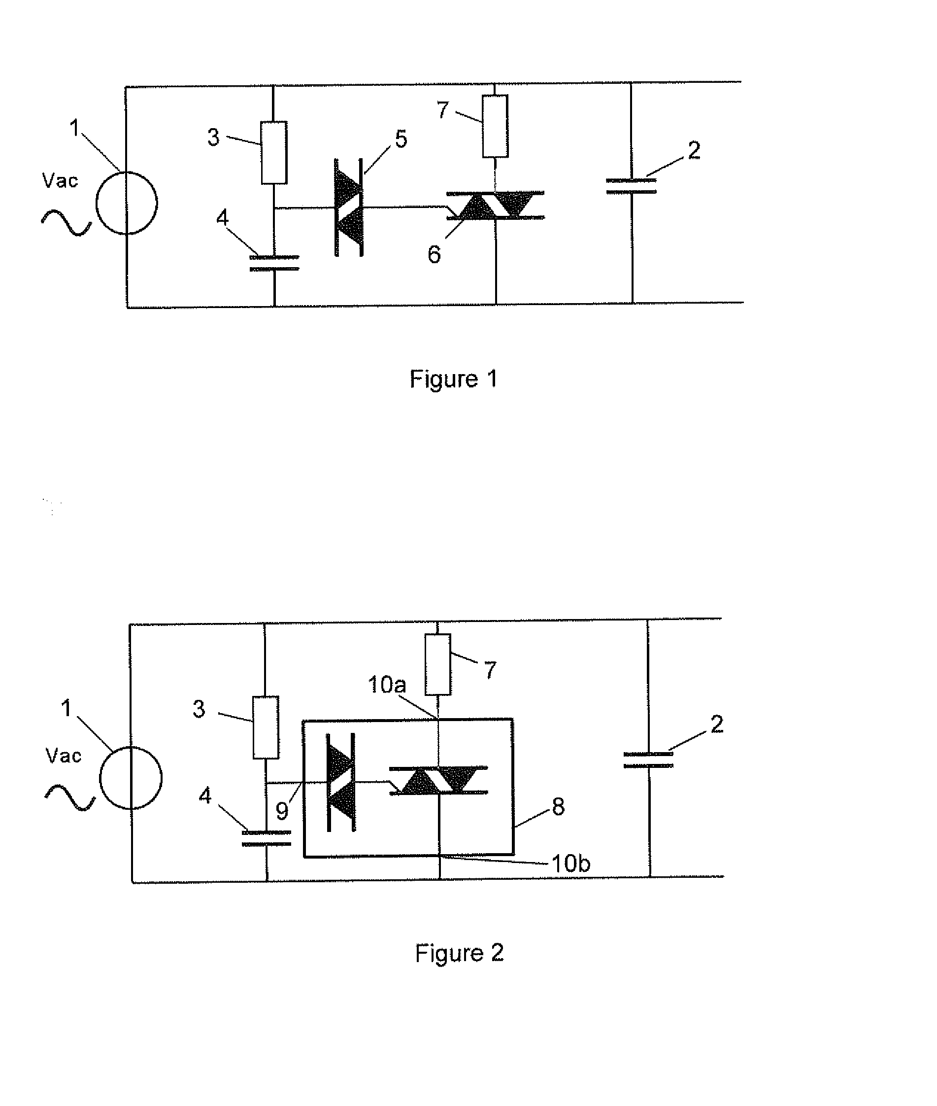 patent ep2509200a1 - safety discharge circuit