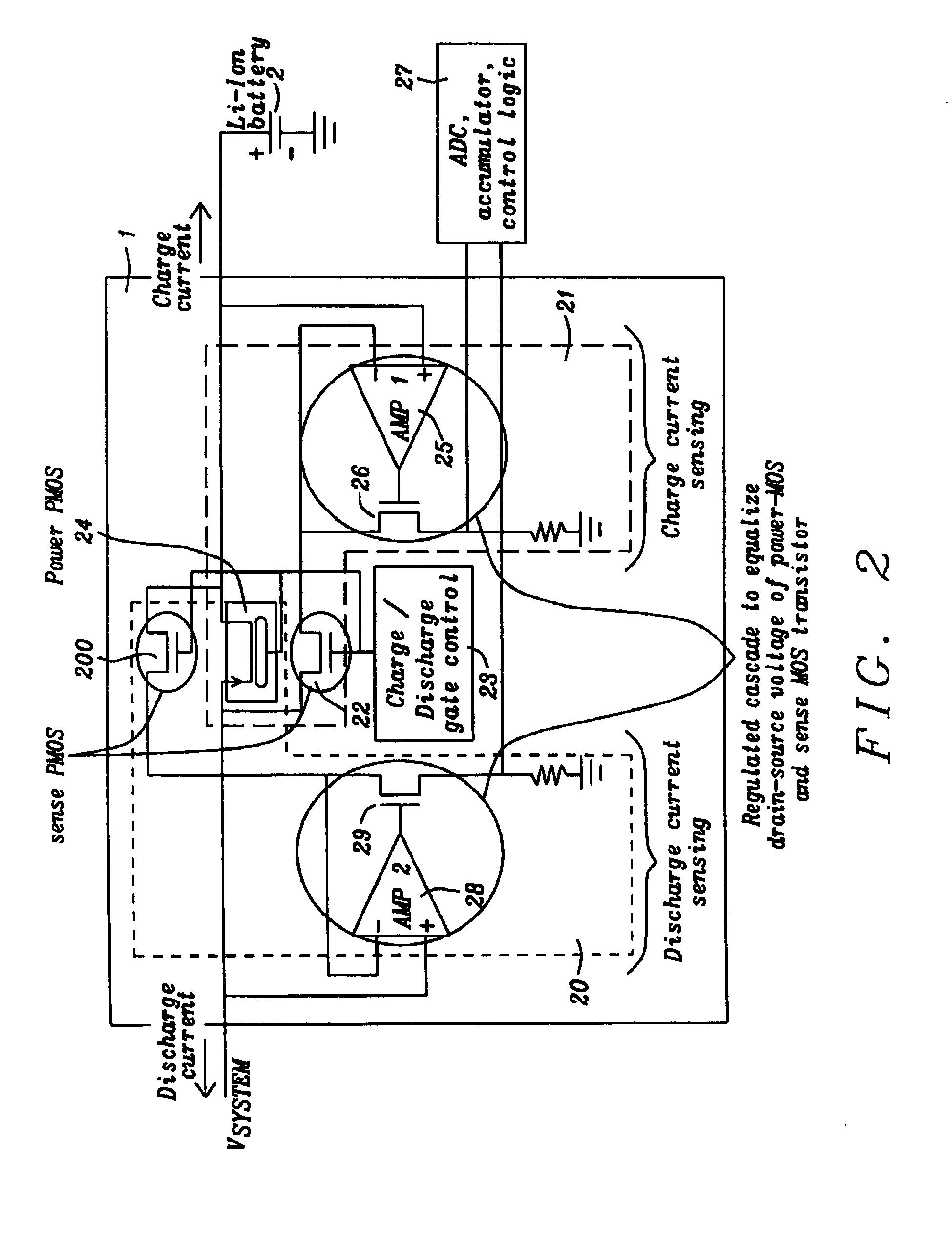 patent ep2515126a1 - bidirectional current sense