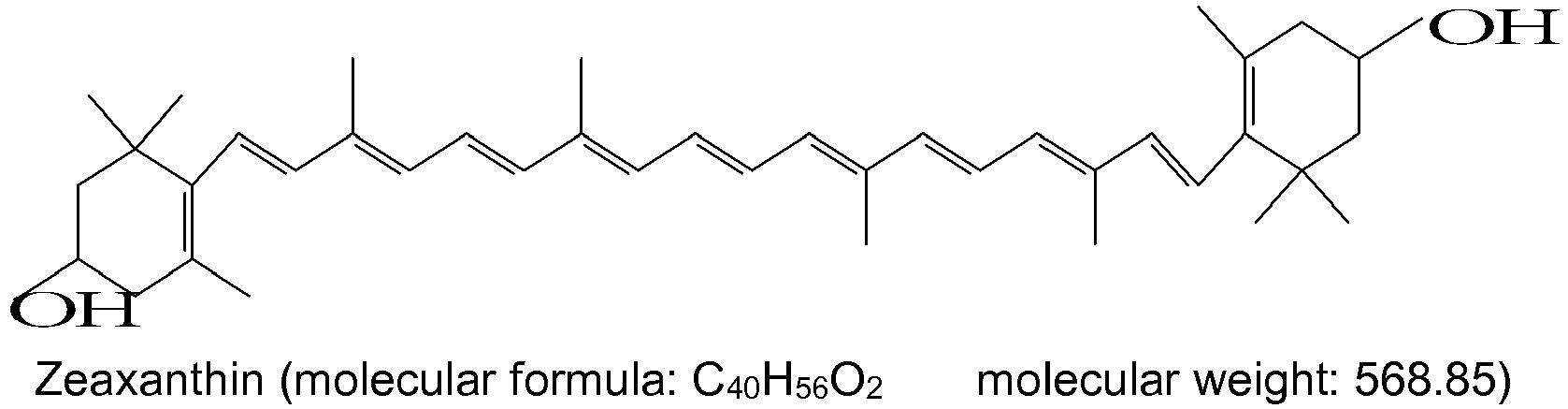 Patent EP252265... Xanthophyll Pigment