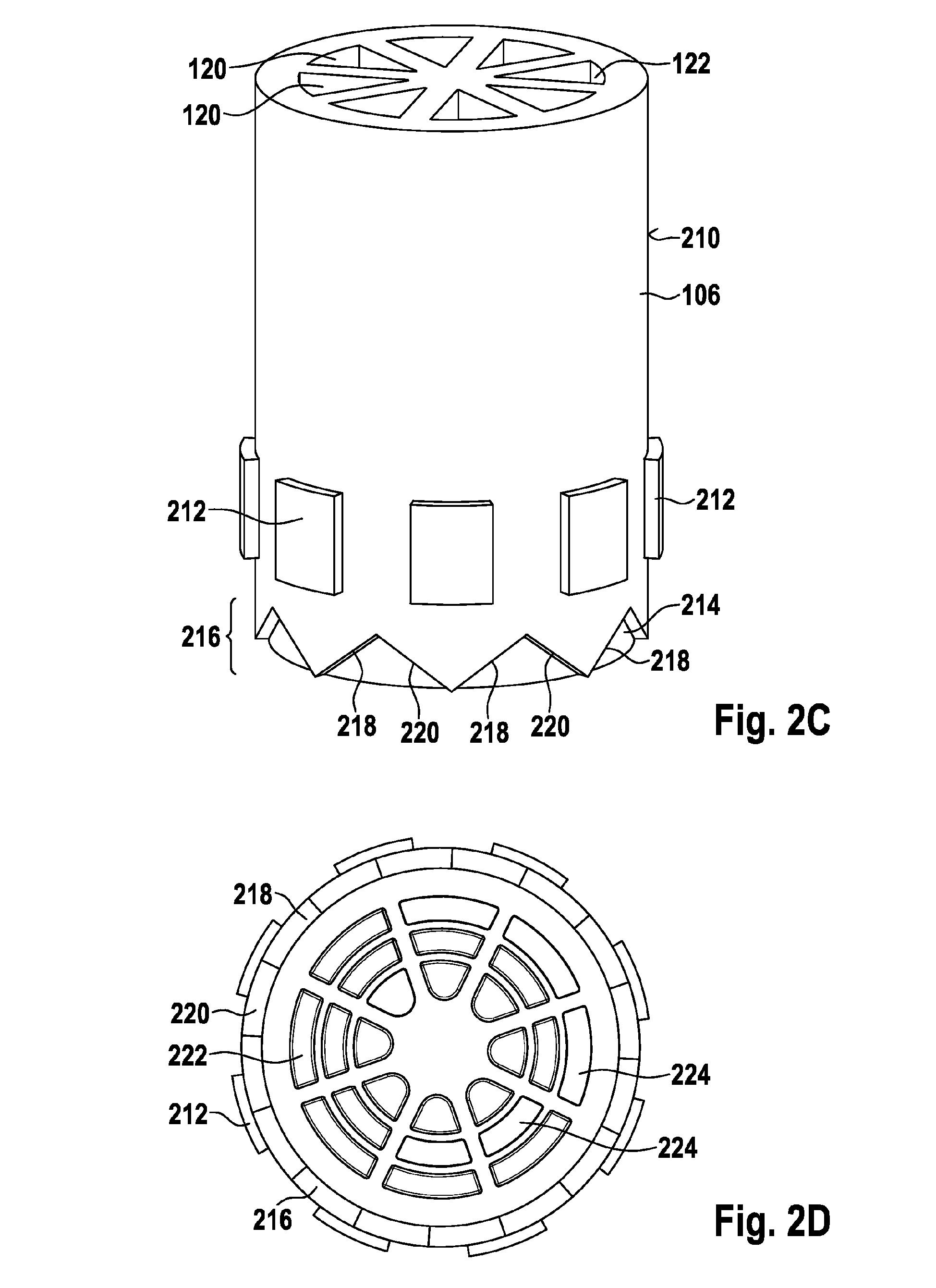patente ep2532426a2 cartridge centrifuge and method google patentes. Black Bedroom Furniture Sets. Home Design Ideas
