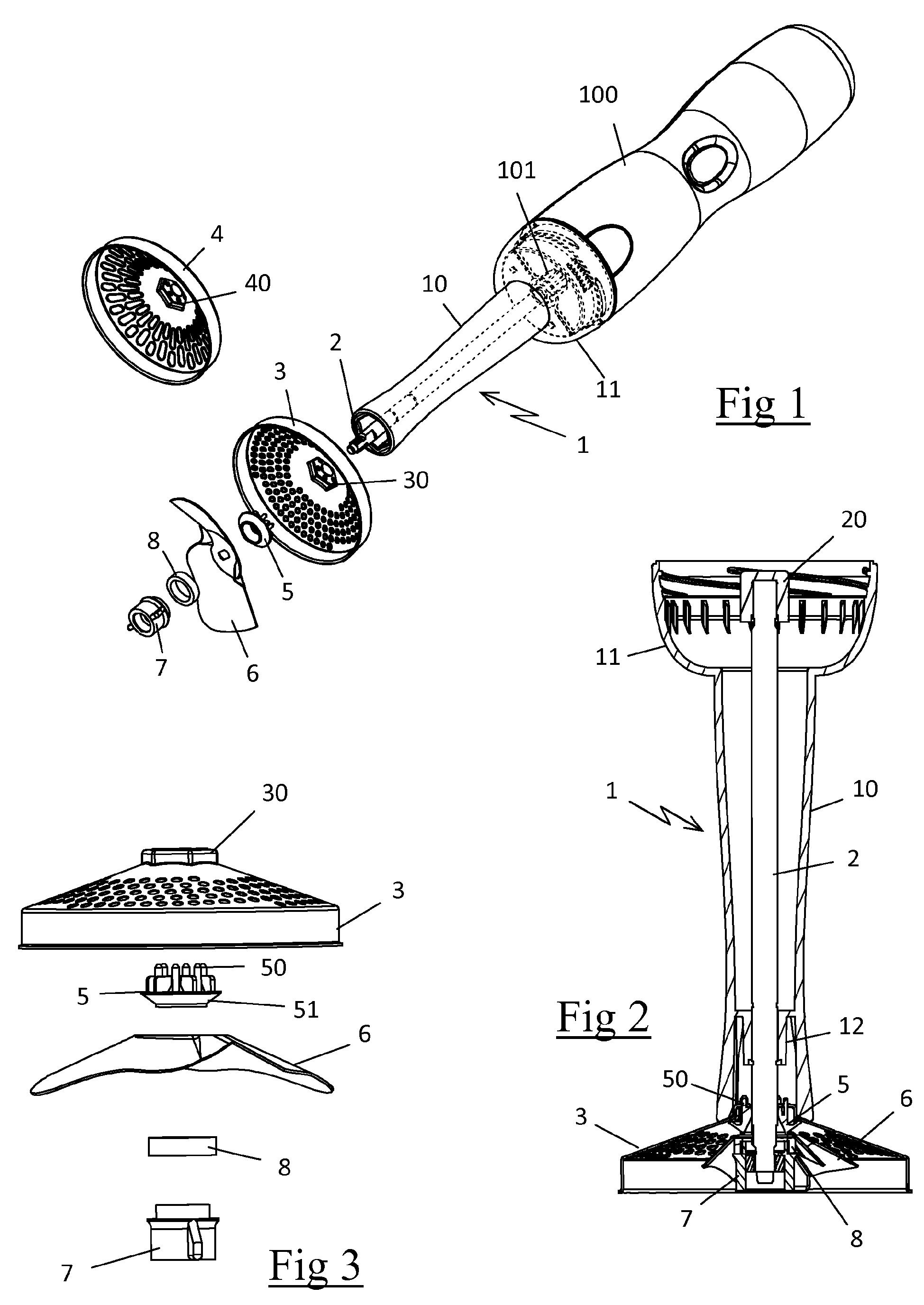 patent ep2545819a1 appareil lectrom nager de pr paration culinaire comportant un dispositif. Black Bedroom Furniture Sets. Home Design Ideas